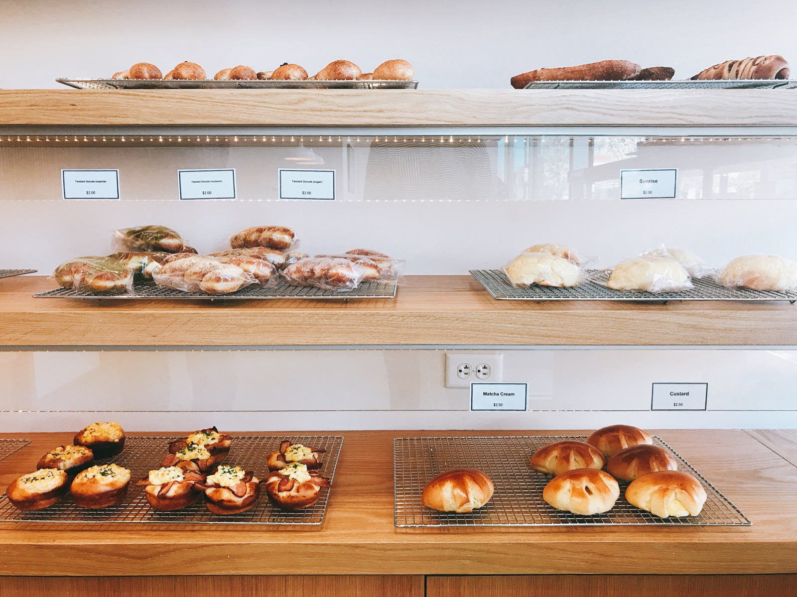 Old South Pearl's New Japanese Bakery Is the Best Thing Since Sliced Bread