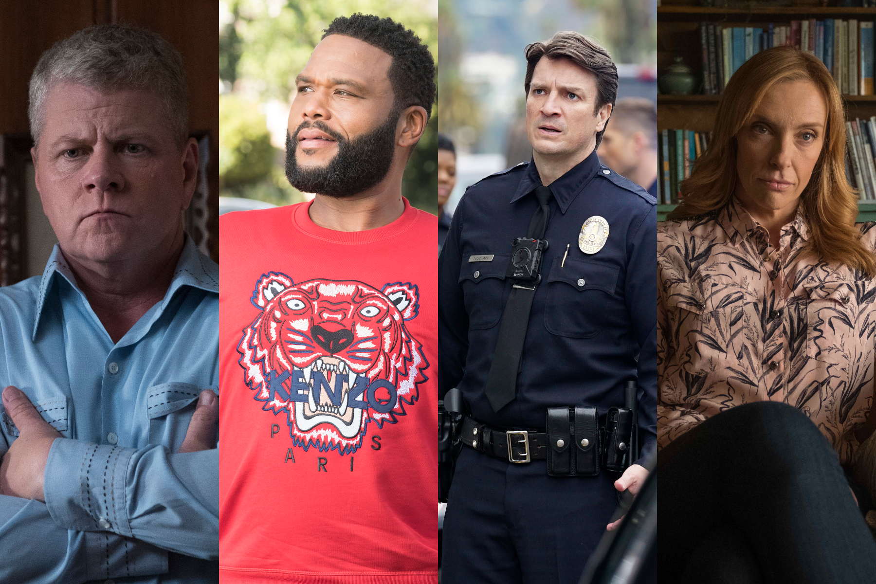 The Kids Are Alright, black-ish, The Rookie, Wanderlust