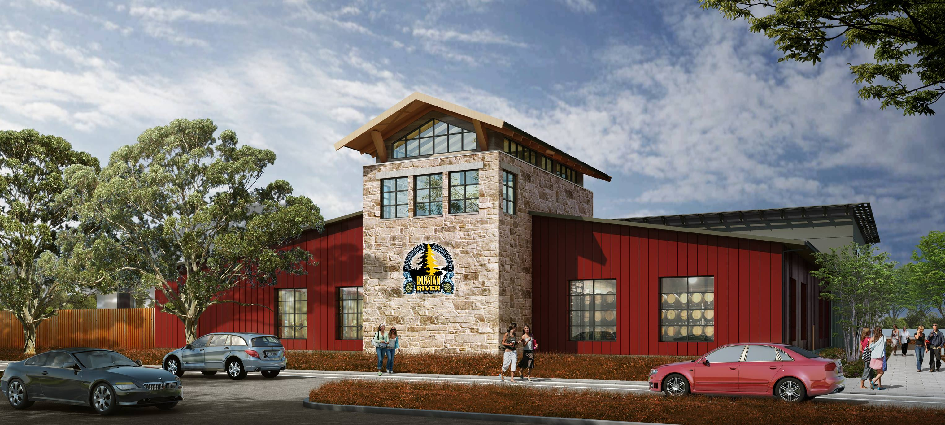 Russian River Brewing Officially Opens New Tasting Room and Restaurant