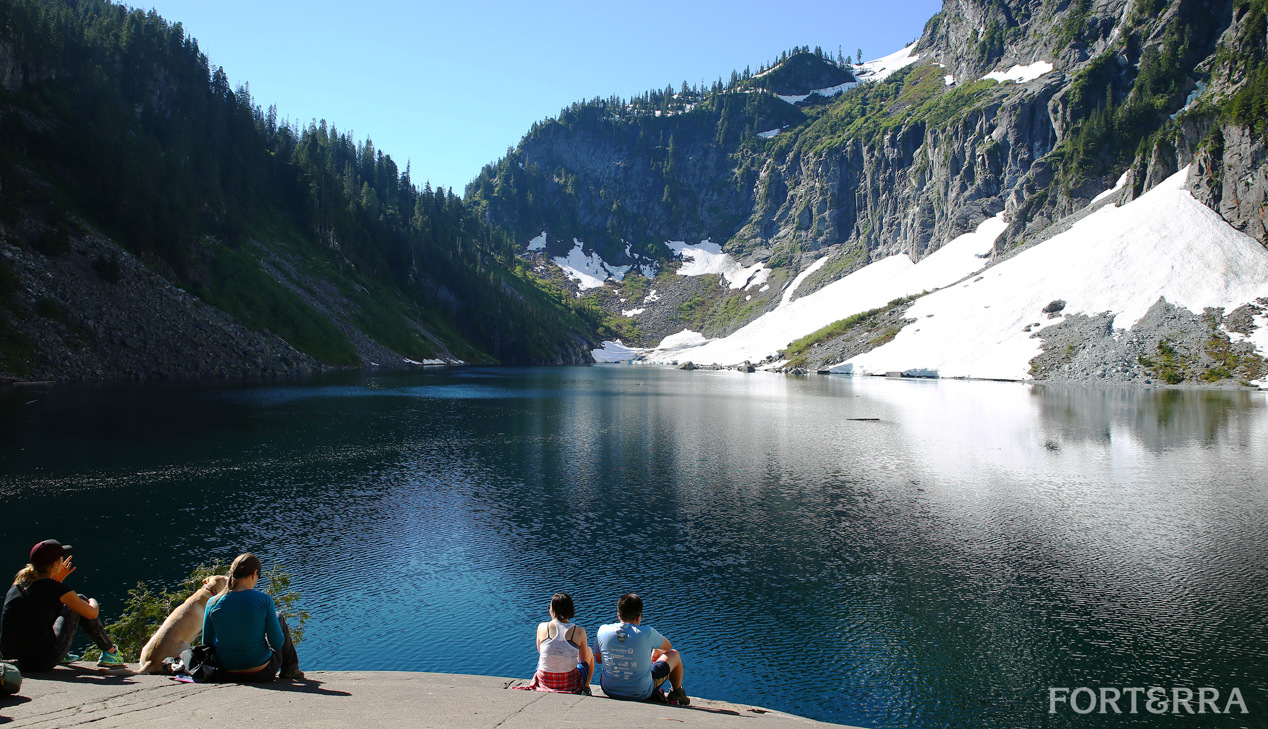 Lake Serene Trail officially preserved