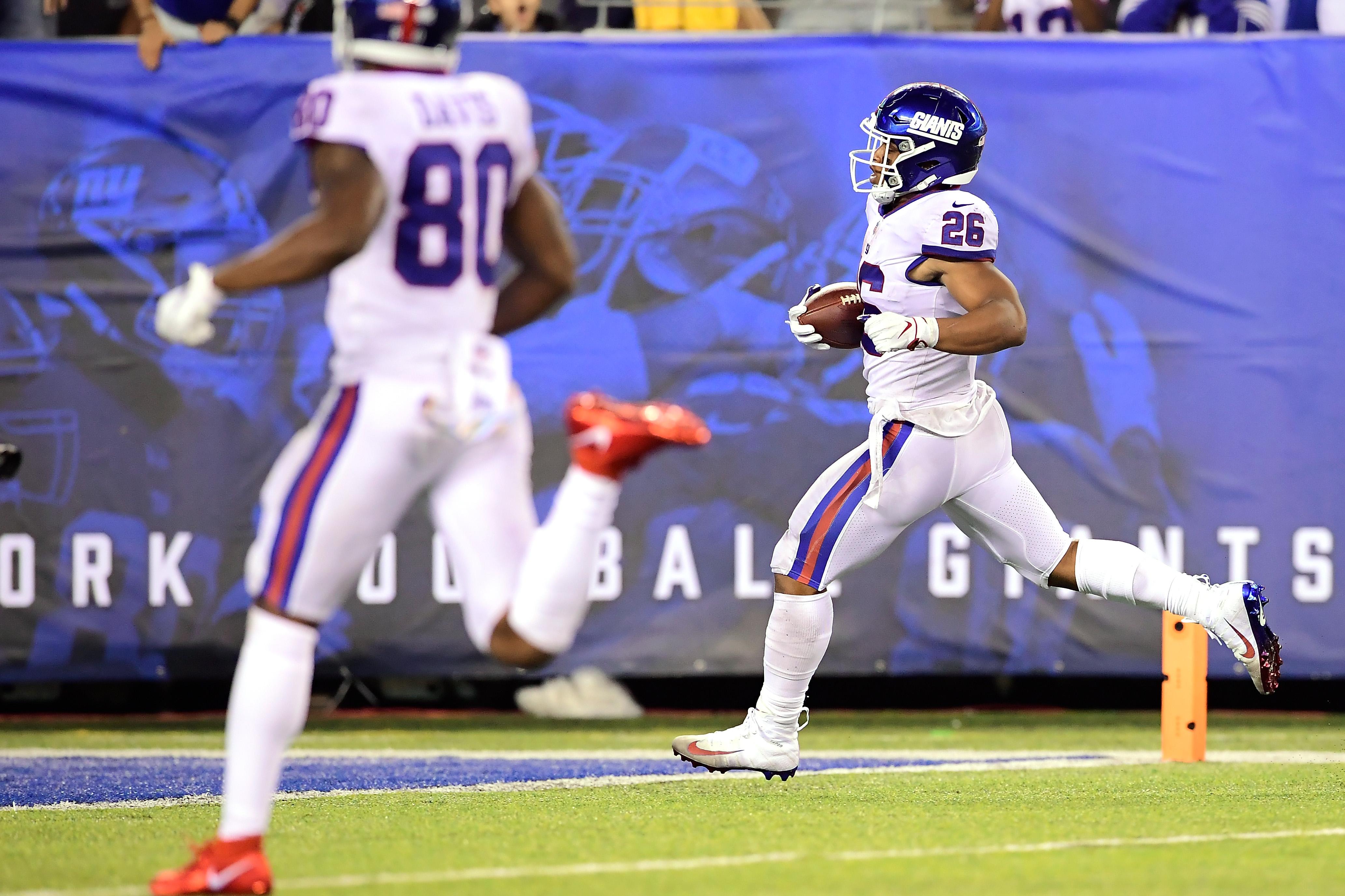 Philadelphia Eagles v New York Giants