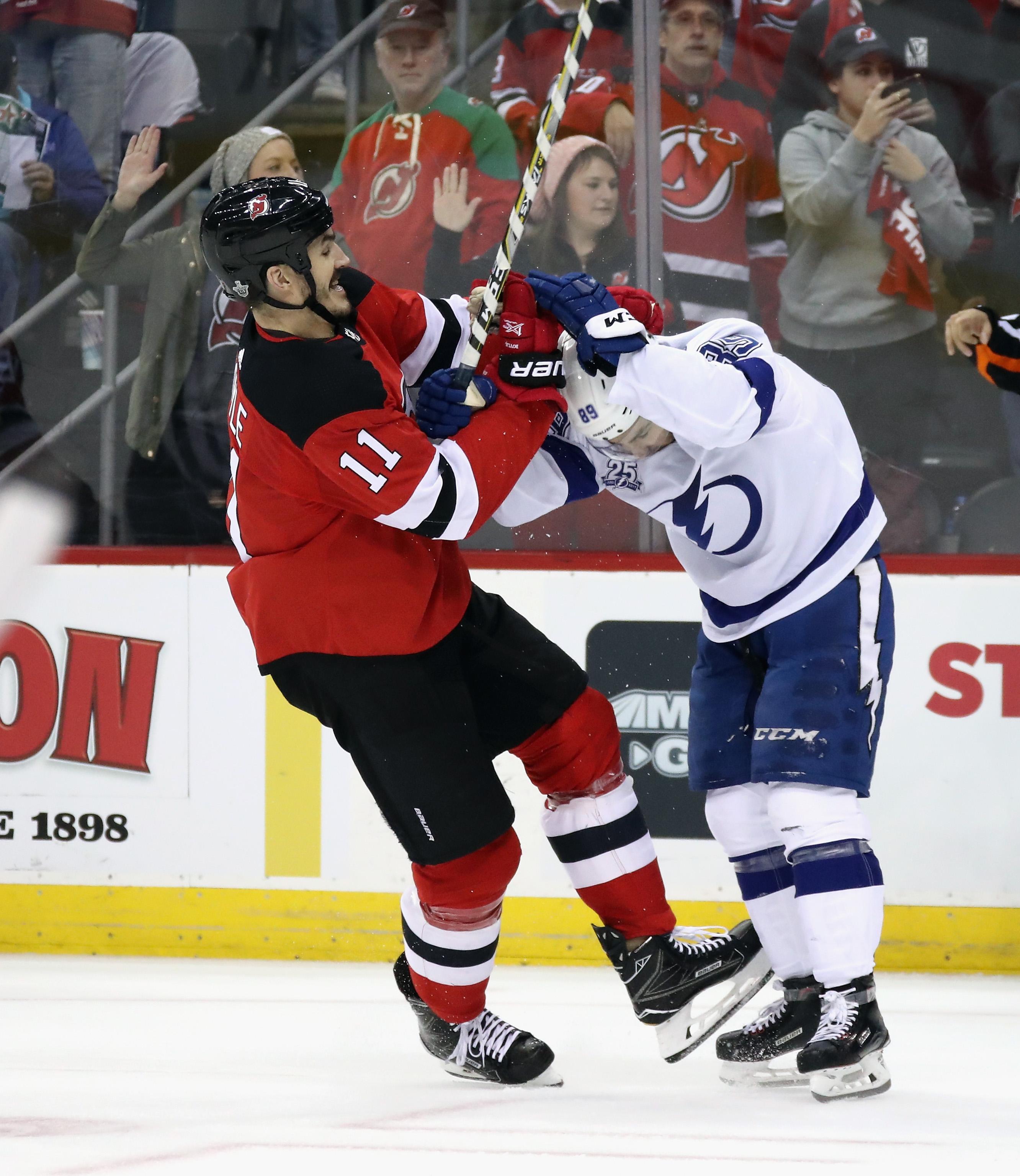 Tampa Bay Lightning v New Jersey Devils - Game Three