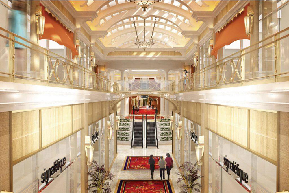 Wynn Plaza rendering