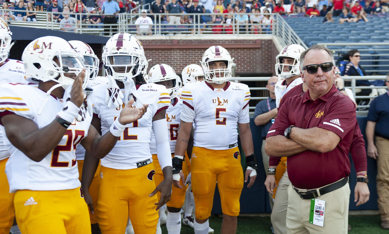 NCAA Football: UL Monroe at Mississippi