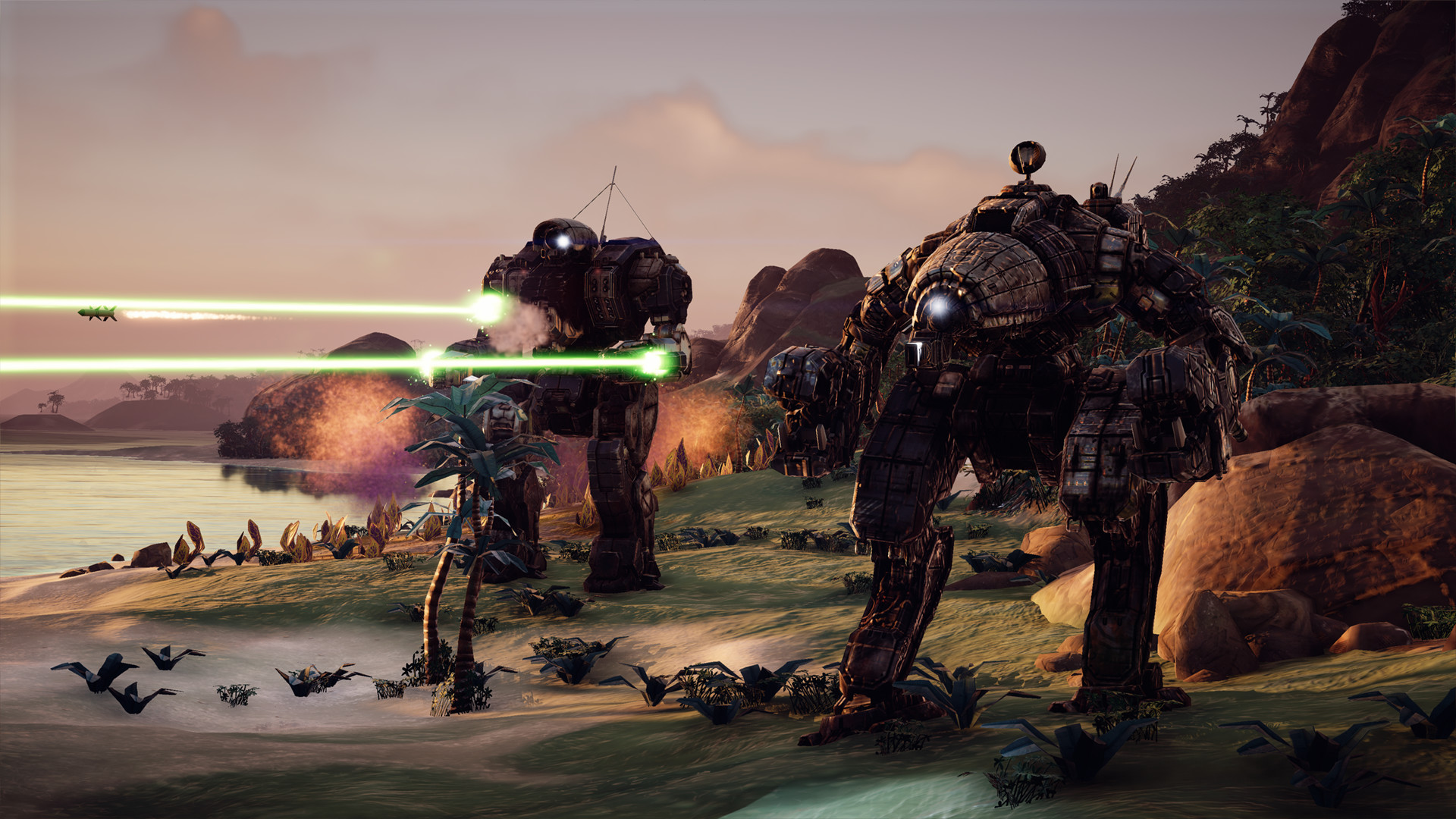 BattleTech's expansion will add 30 hours to the game in late