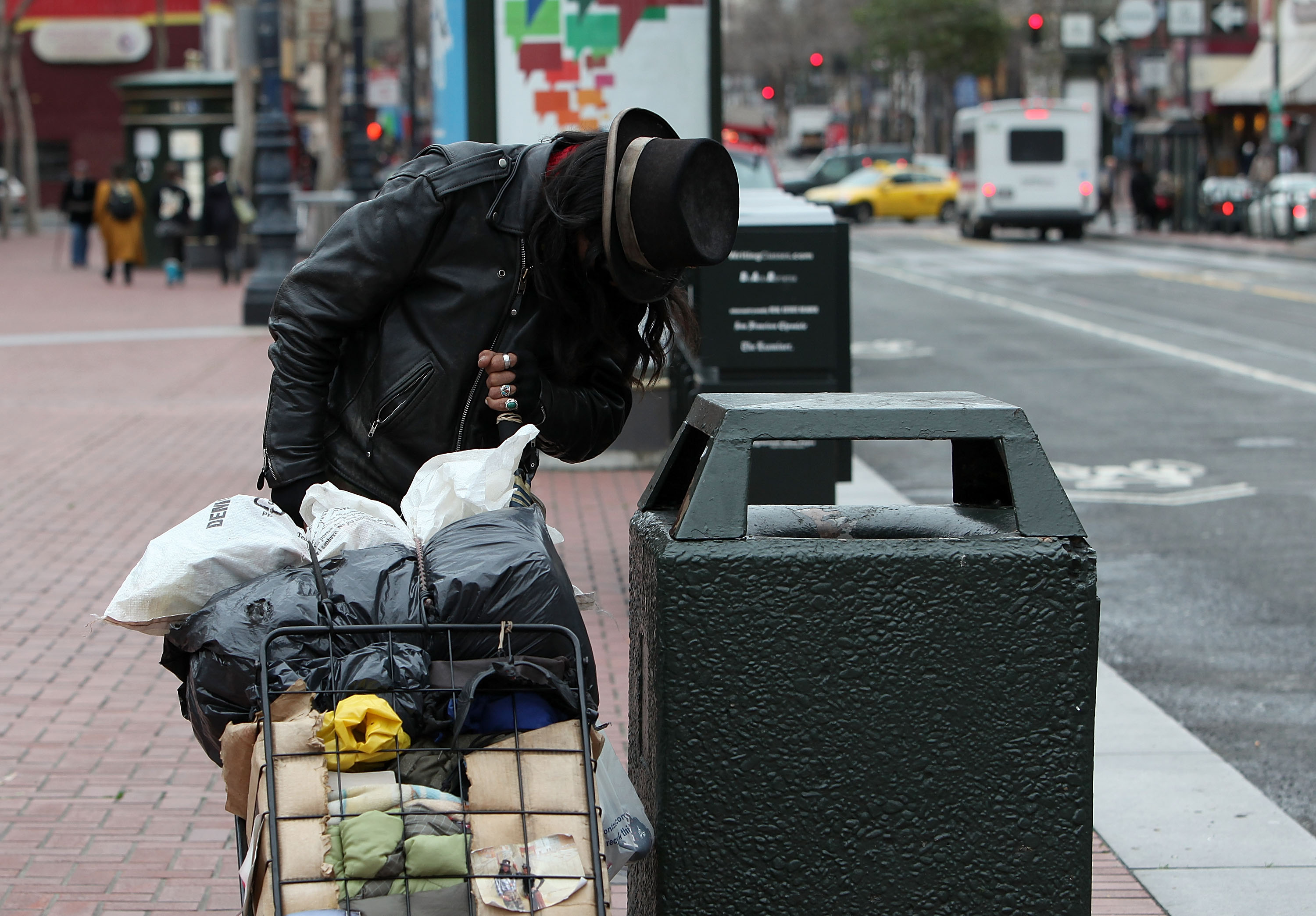 San Francisco Battles With Homelessness Problem