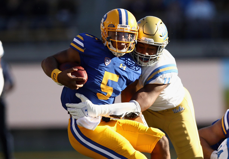 UCLA v California