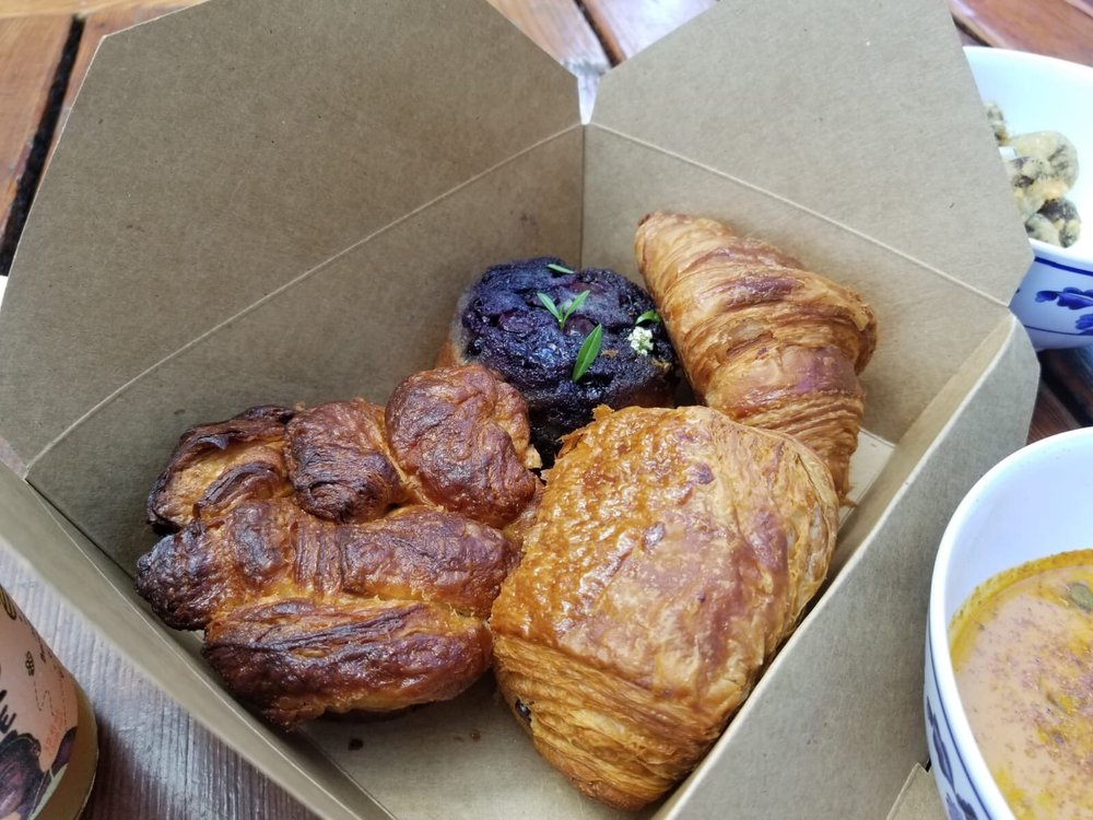 Pastries from Sour Duck Market