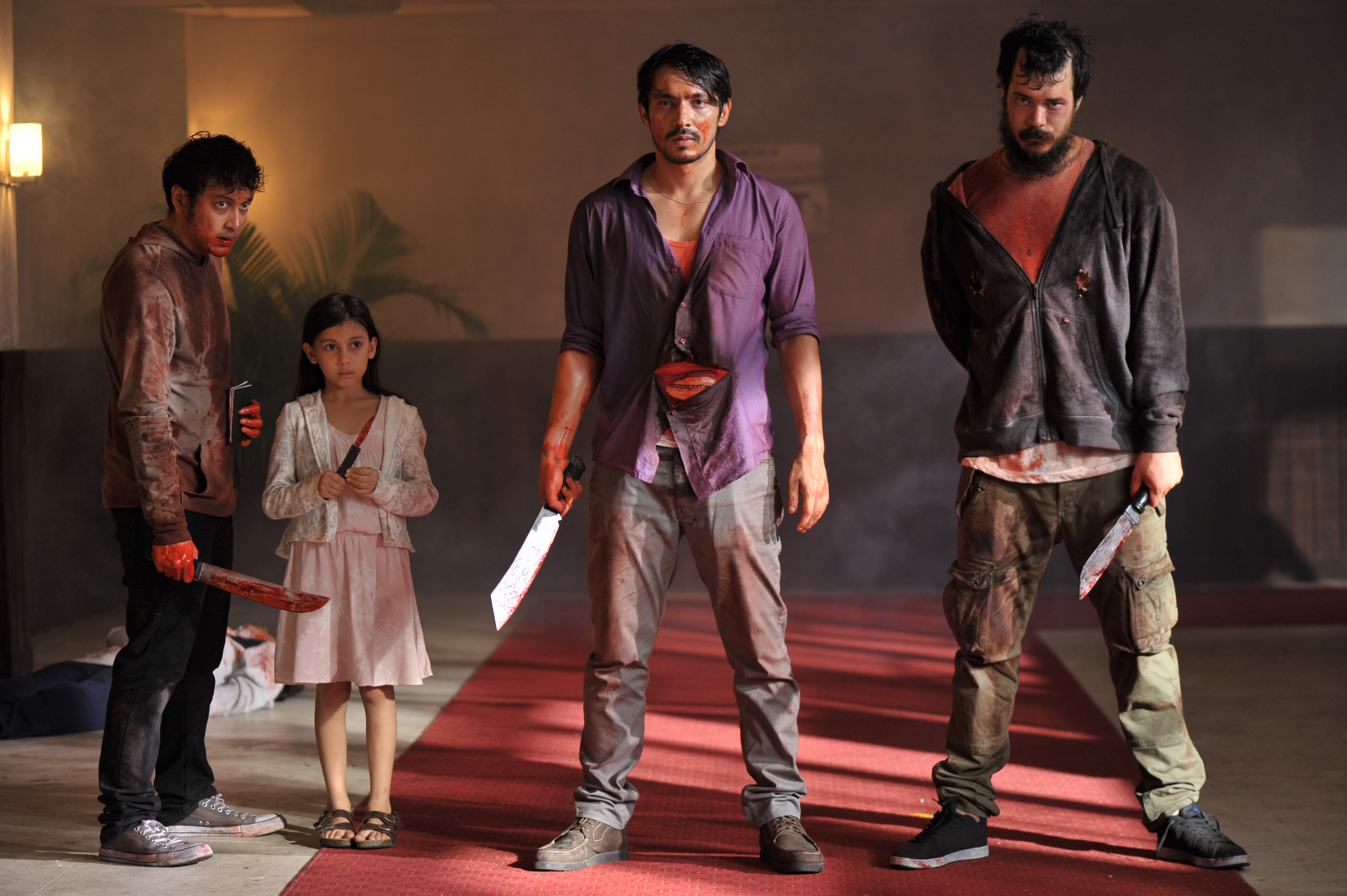 Netflix's The Night Comes For Us is the wildest martial arts film of the year