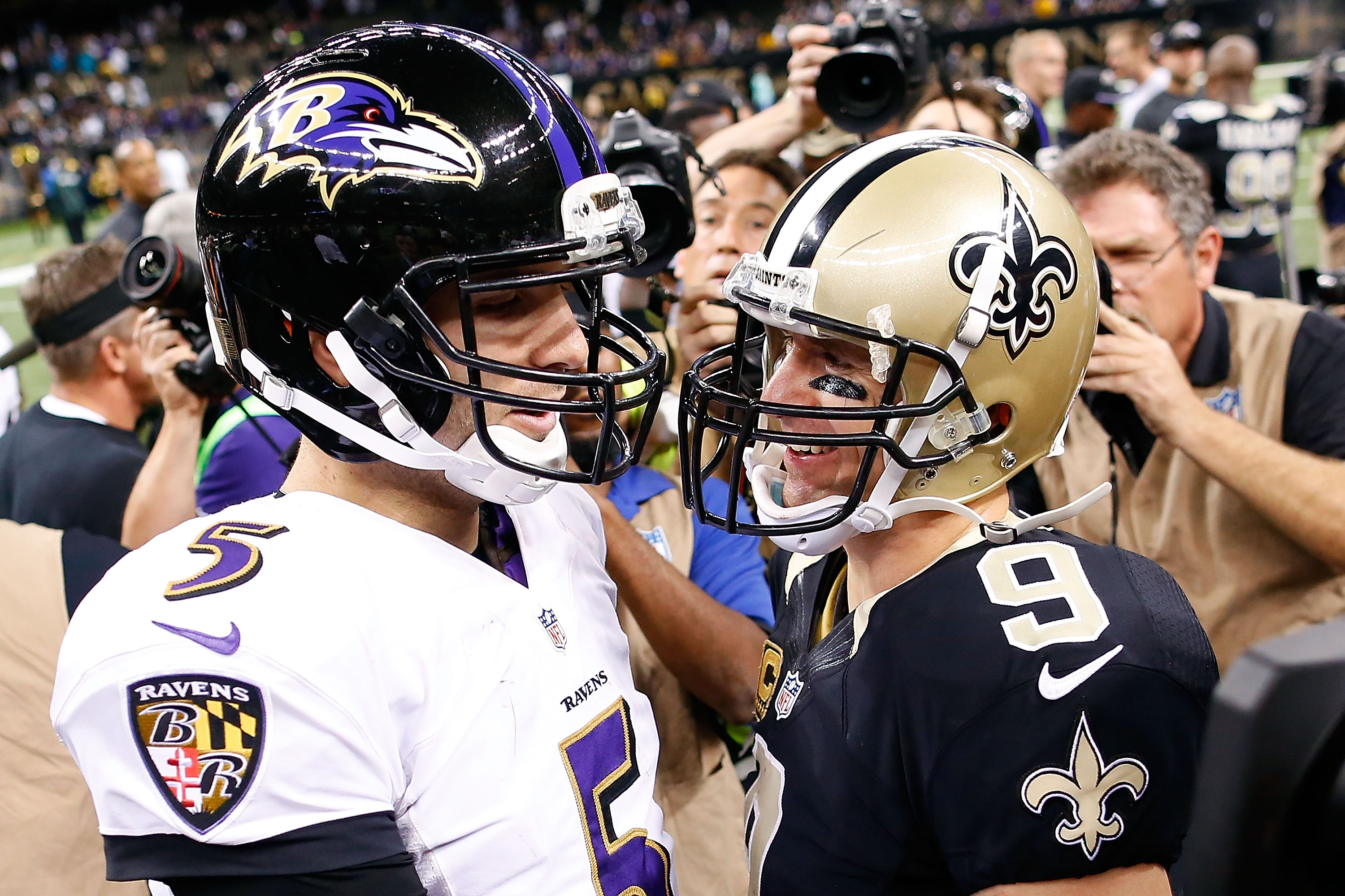 The 5 best NFL games of Week 7 to spend all Sunday watching