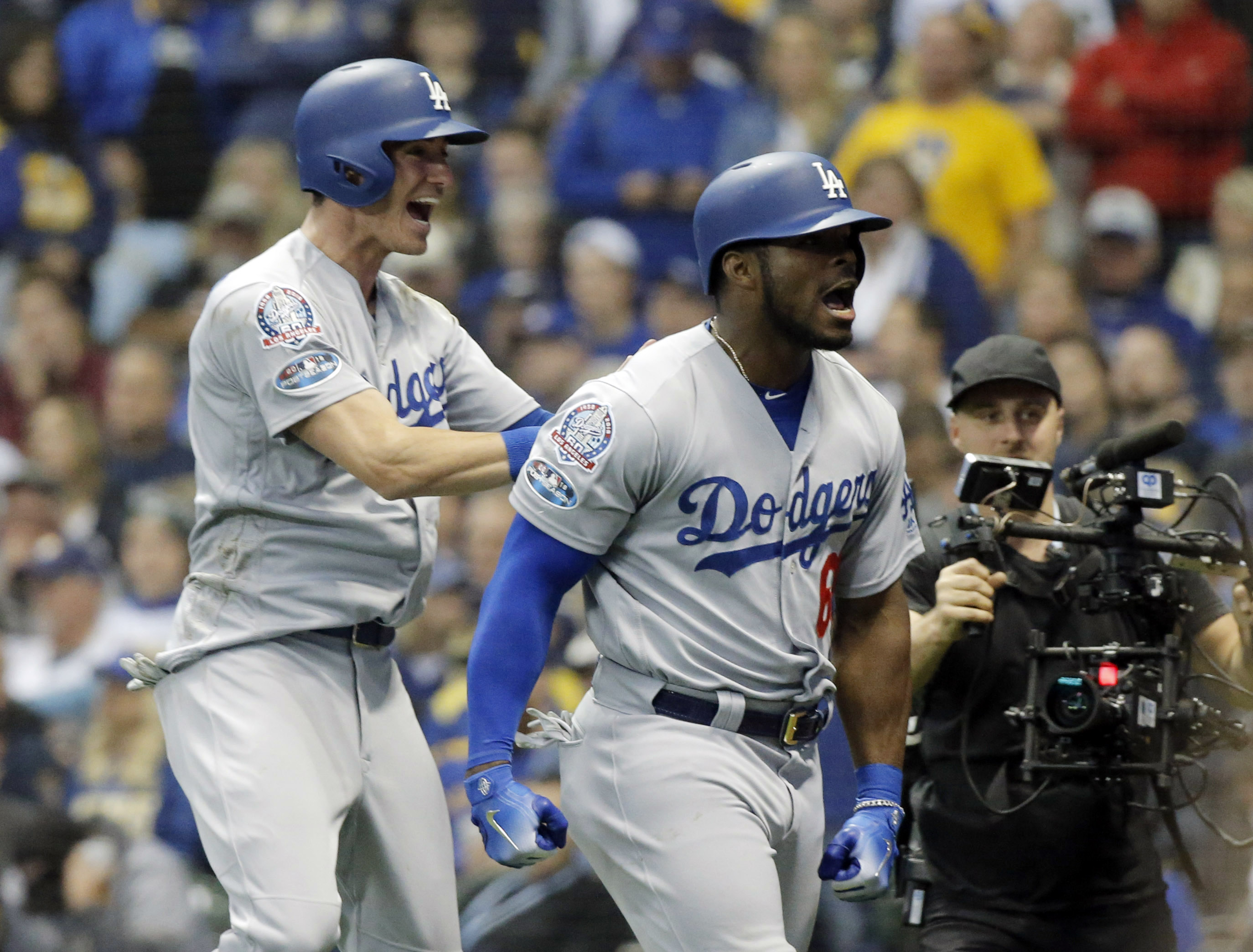 The Dodgers and Red Sox took wildly different paths to the World Series
