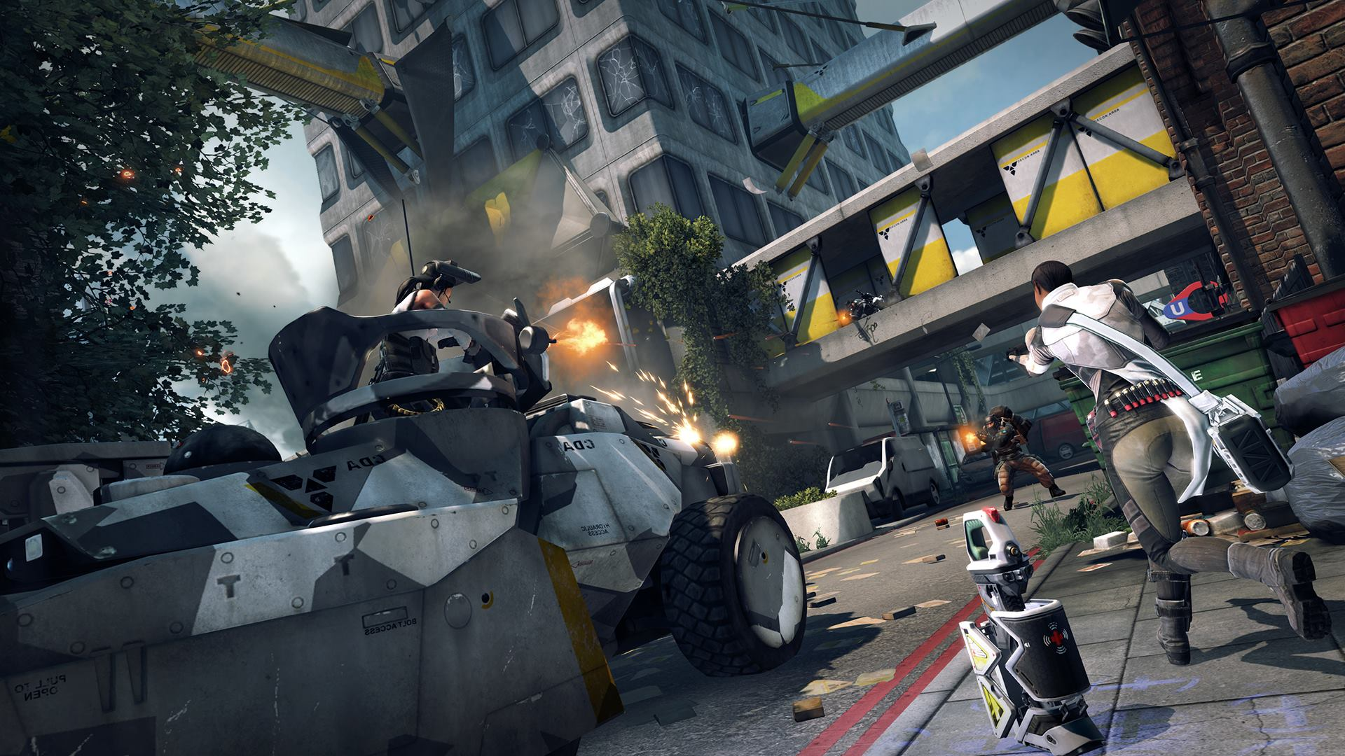 Developers throw in the towel on free-to-play shooter Dirty Bomb