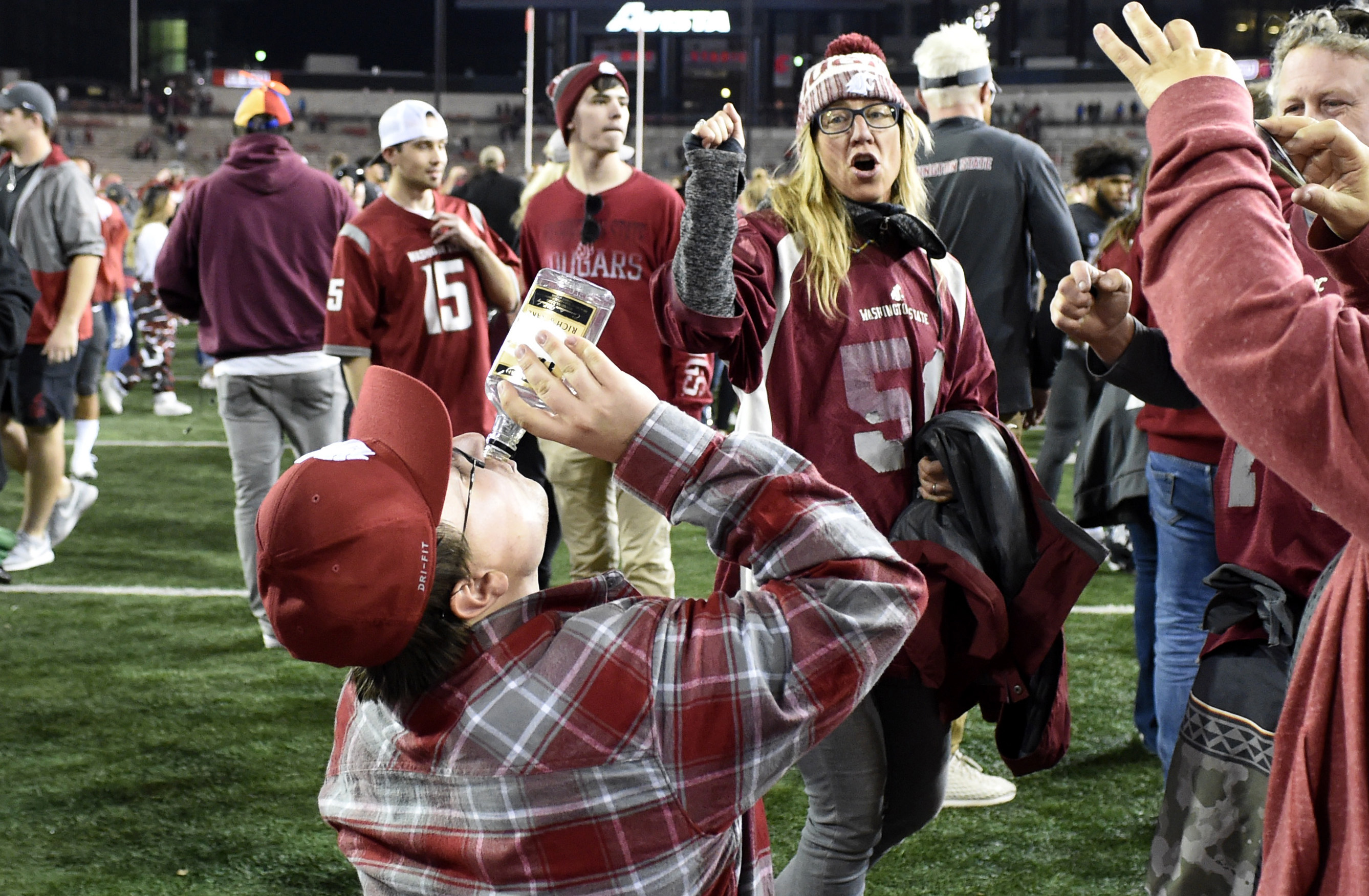 Wazzu and Purdue are the world's greatest football teams, except for UCF