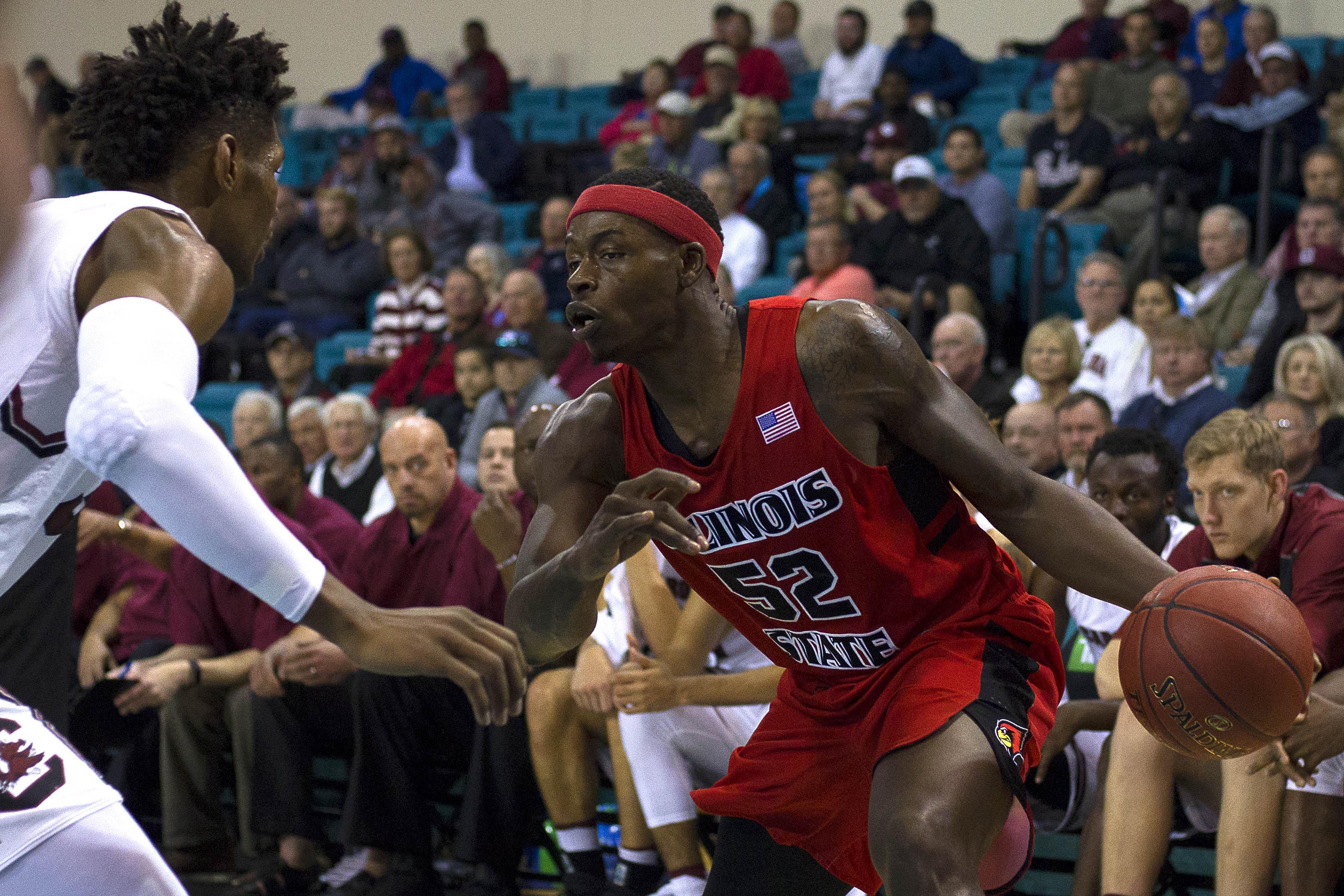 NCAA Basketball: Puerto Rico Tip-Off-Illinois State vs South Carolina