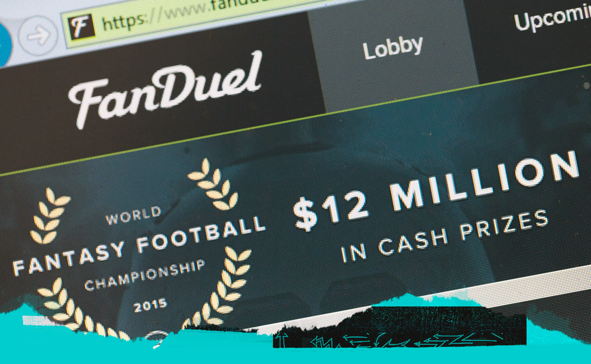 The Shady Rise And Spectacular Fall Of Daily Fantasy Sports It