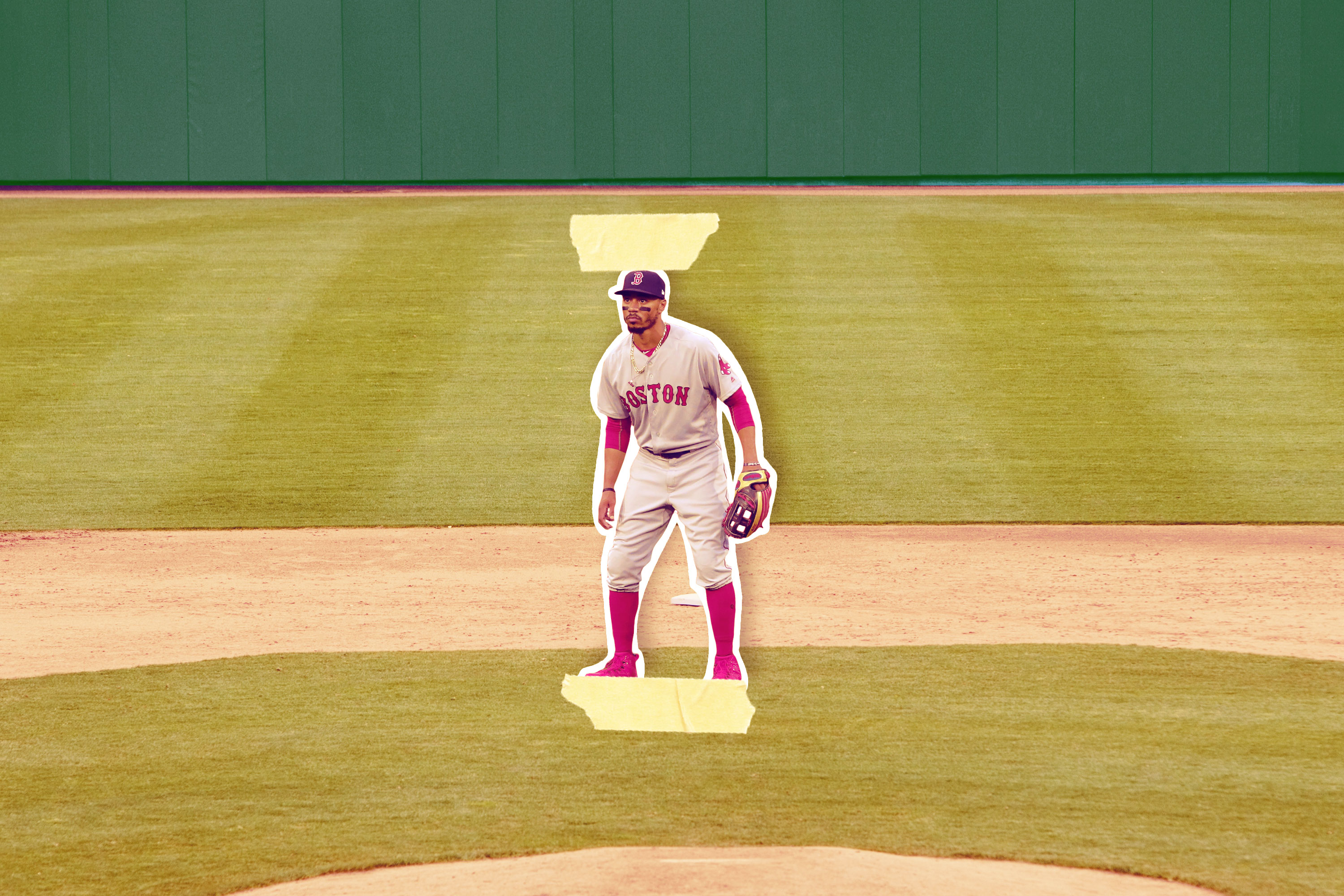 f7eebed5dd5 Why the Red Sox Should Play Mookie Betts