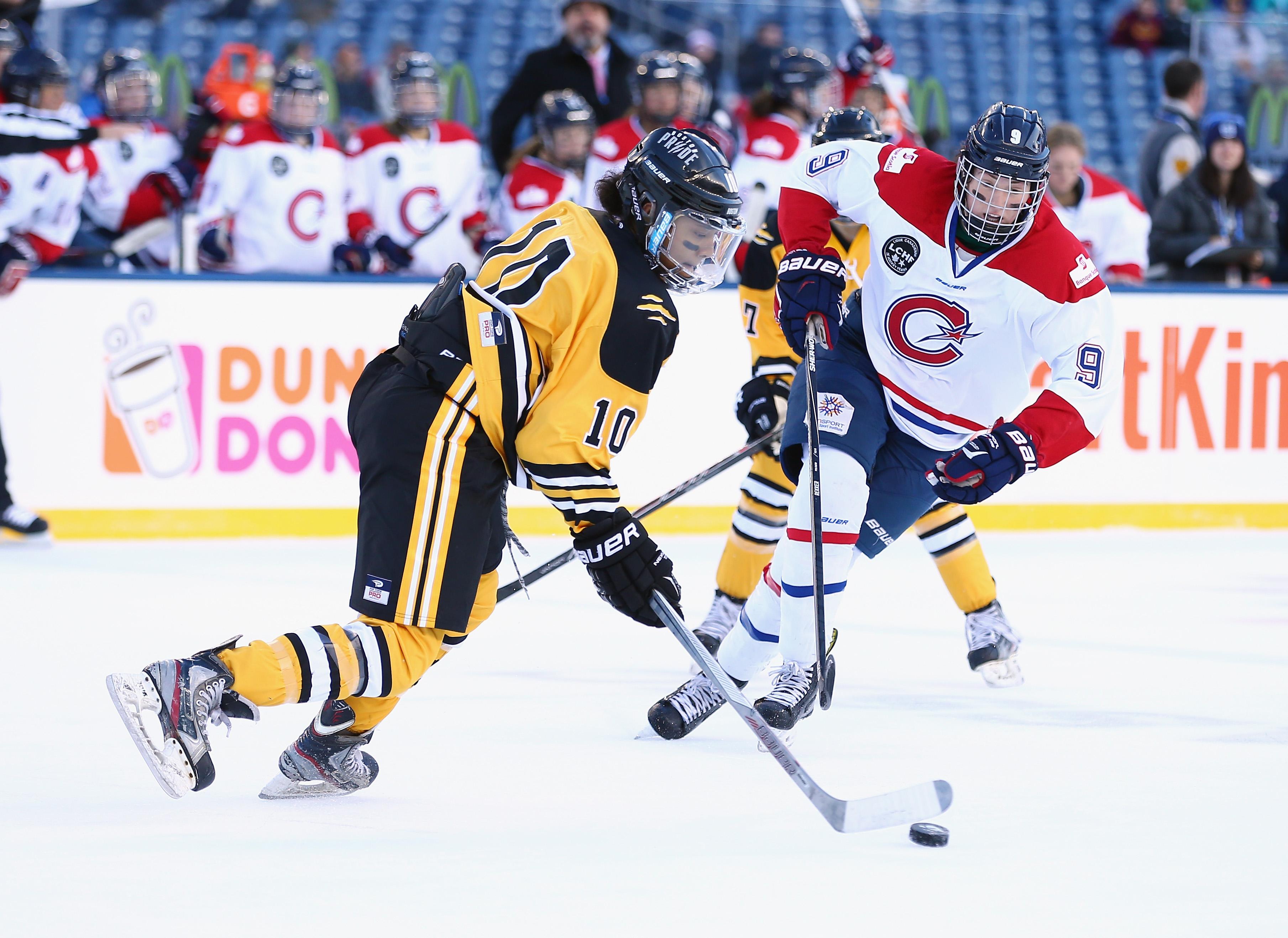 watch 57273 5fbe1 Women's Hockey - Stanley Cup of Chowder