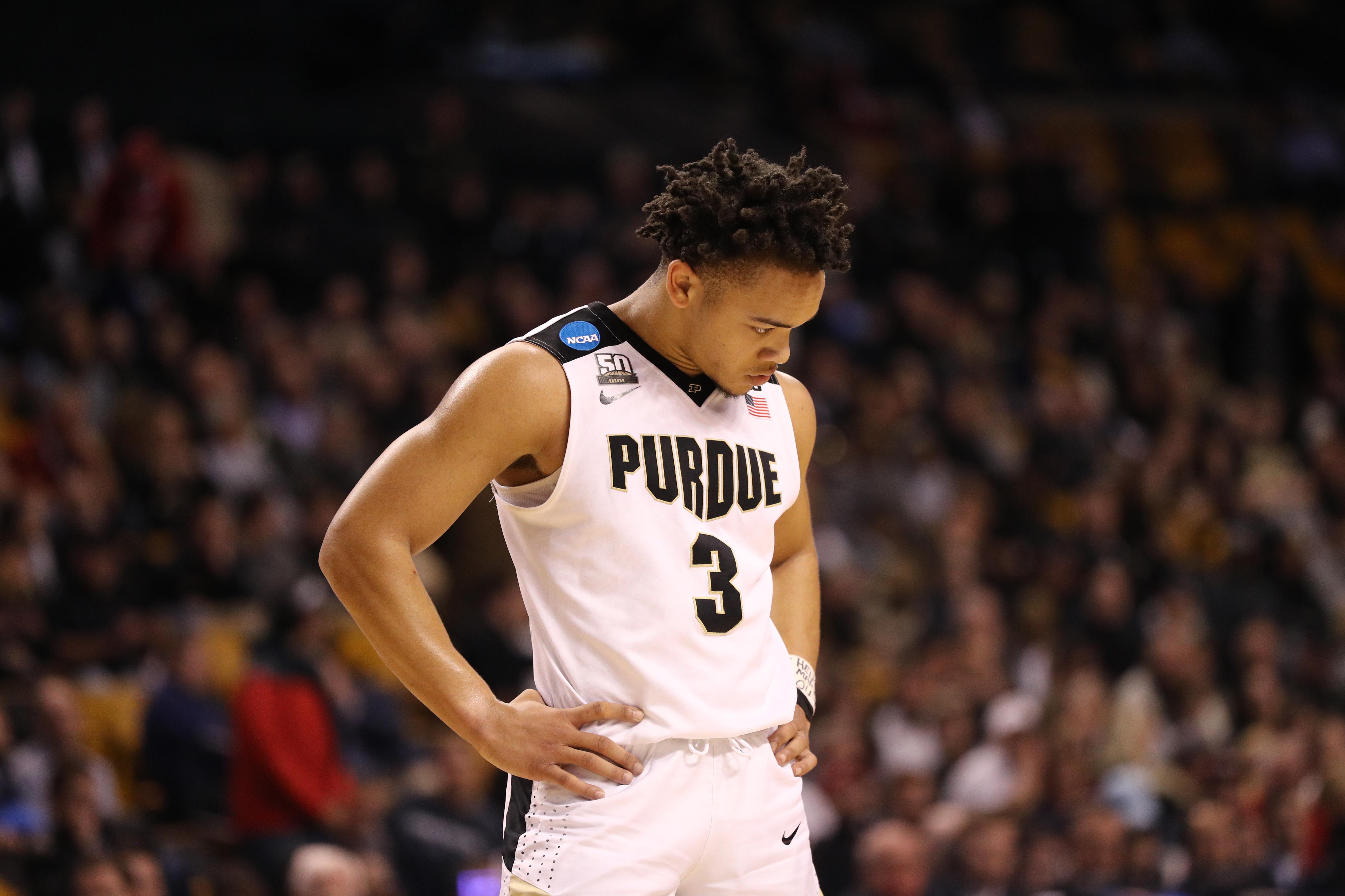 Purdue Basketball Warm Up Shirts