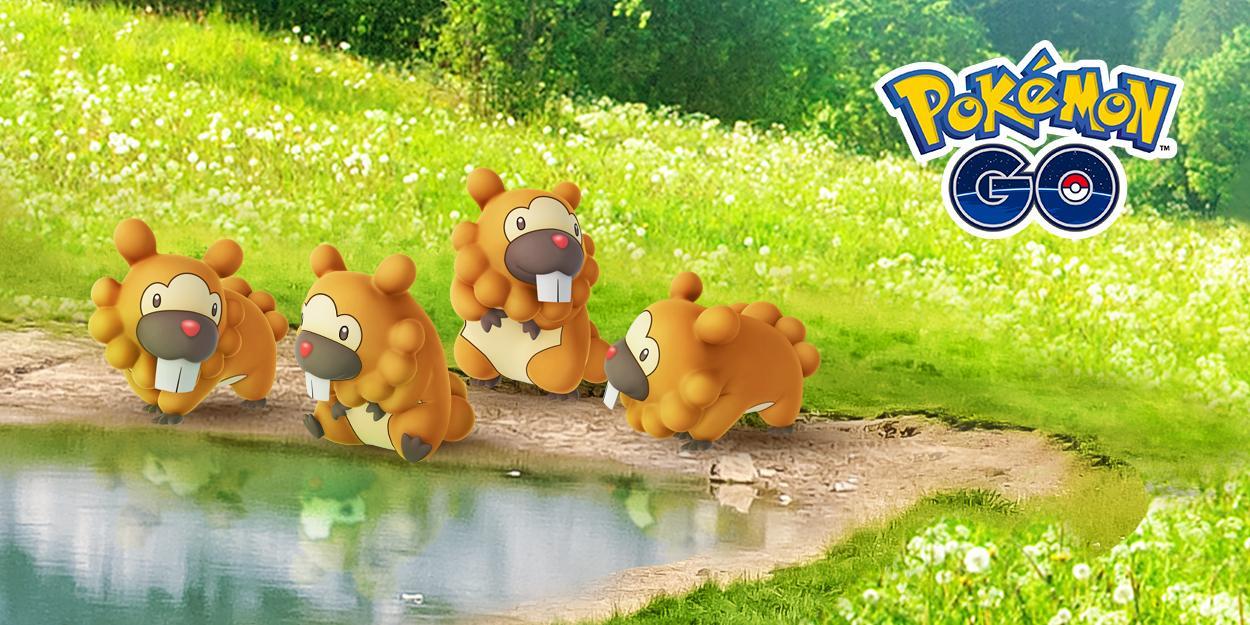 Pokémon Go leans hard into Bidoof meme, now that it finally can