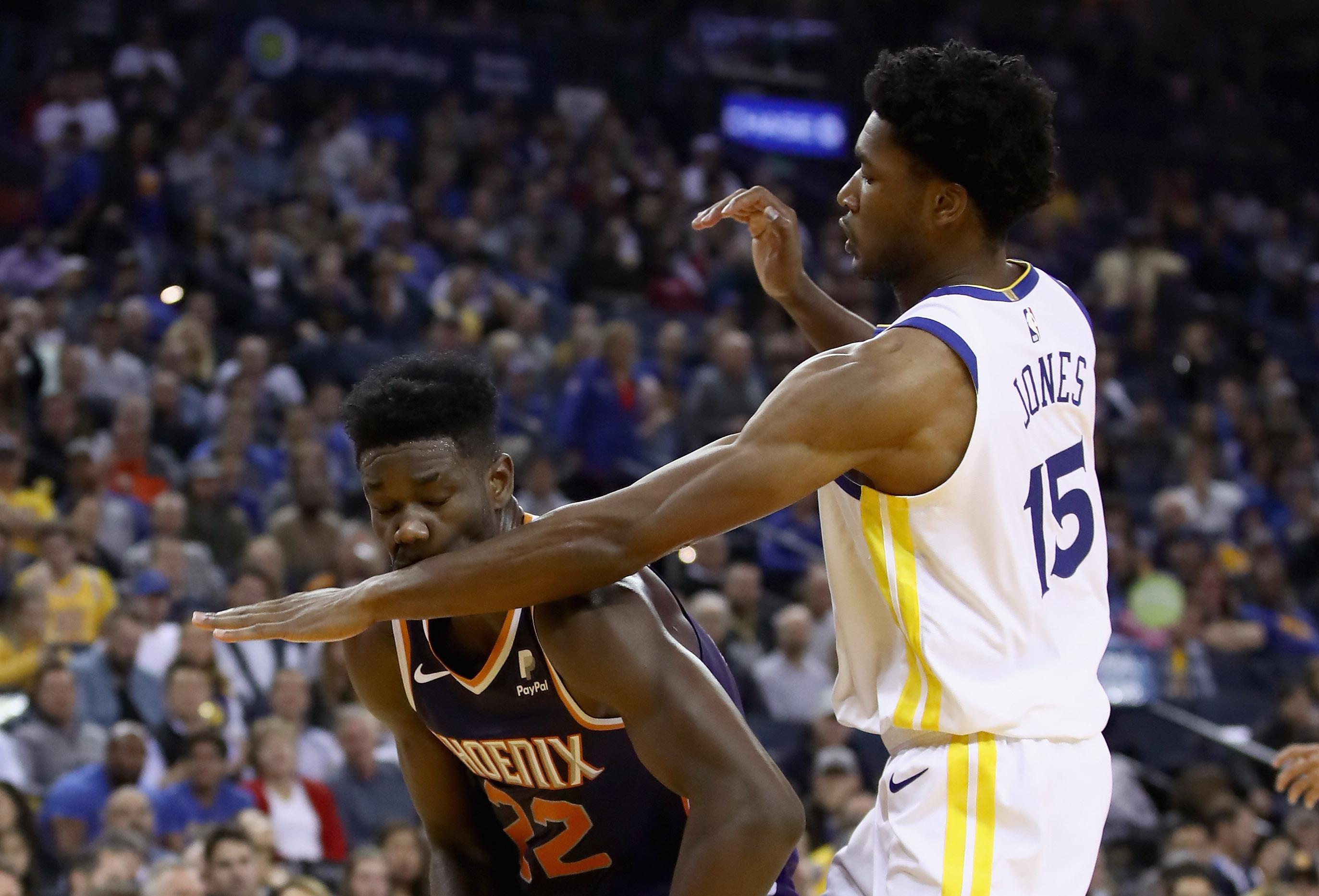 Phoenix Suns v Golden State Warriors