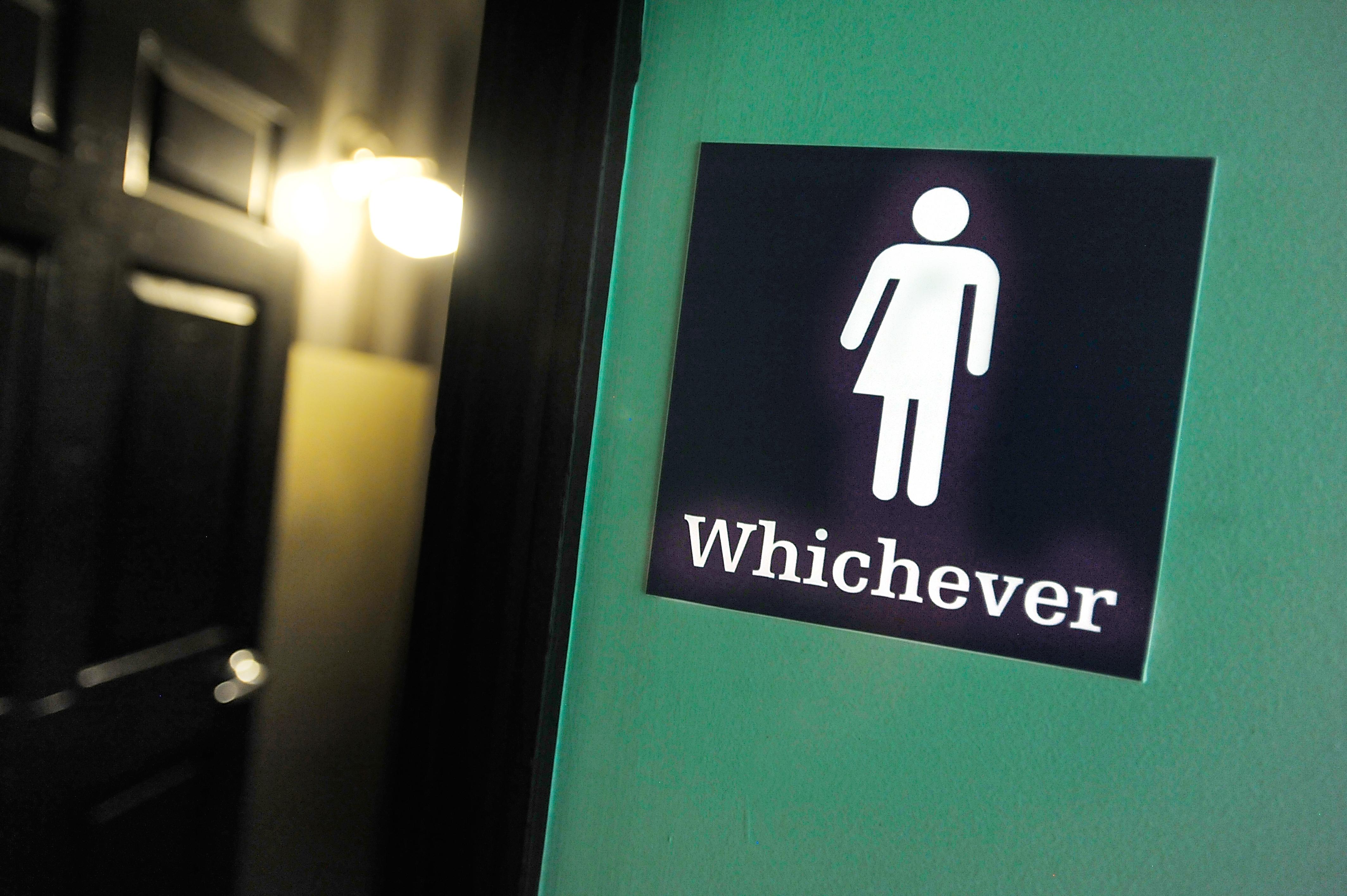 gender identity bathroom law