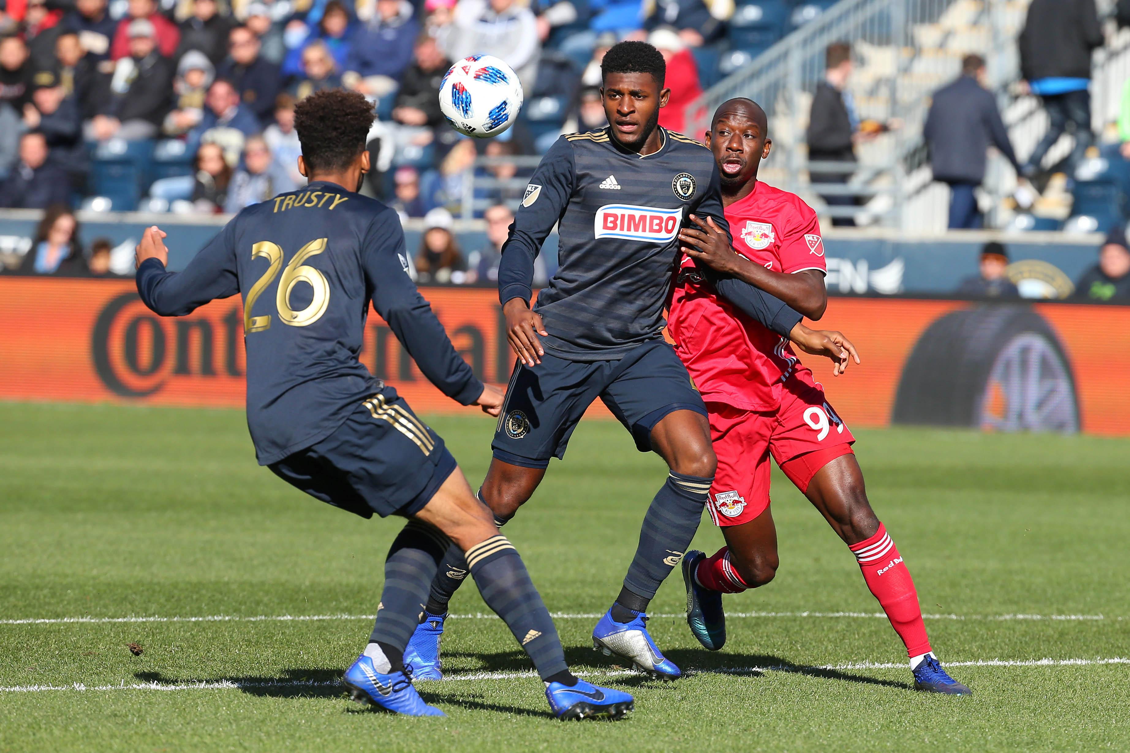 Philadelphia Union trio called up for U20 World Cup