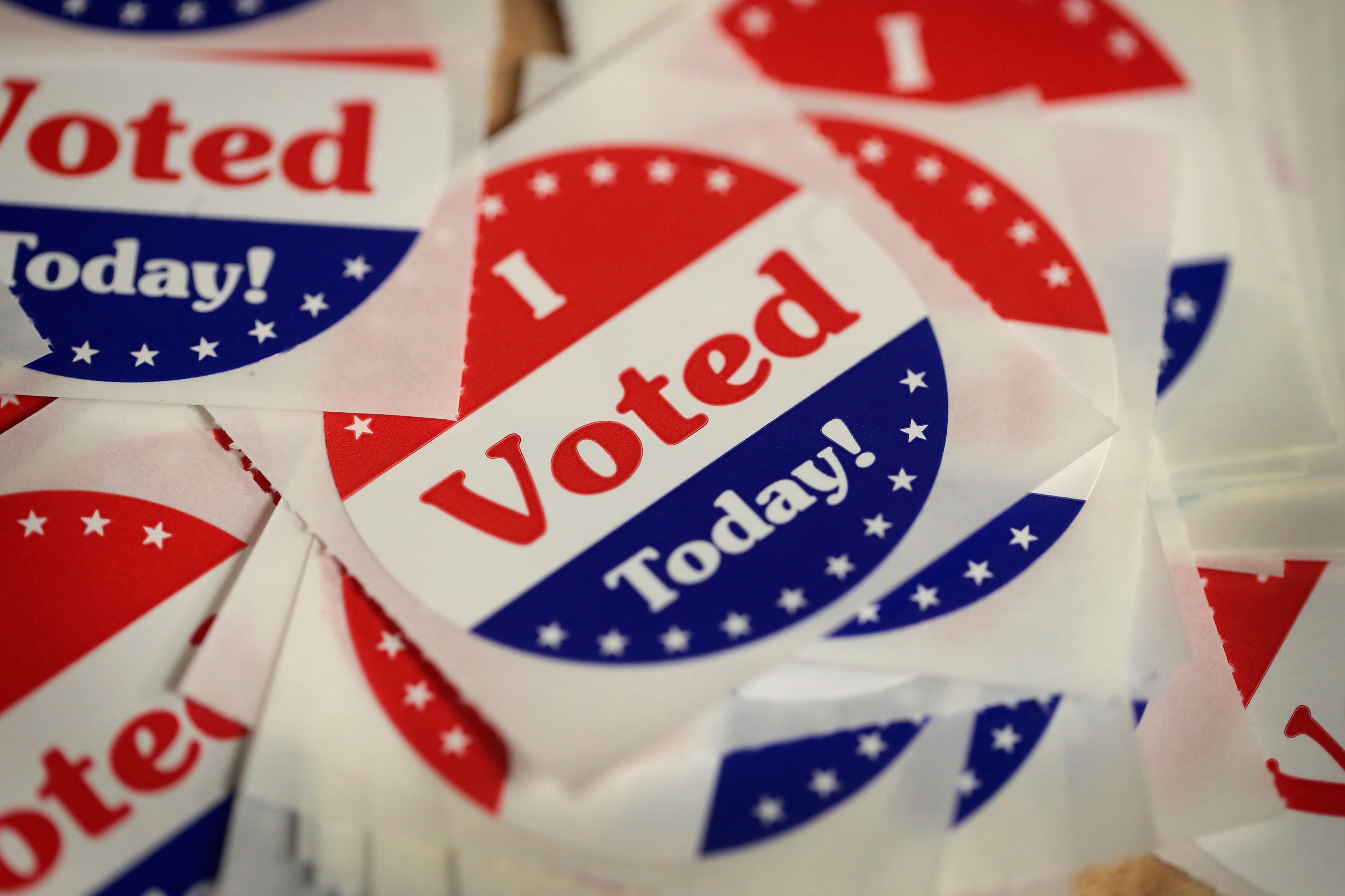 Early Voting Begins In Iowa Ahead Of Midterm Elections