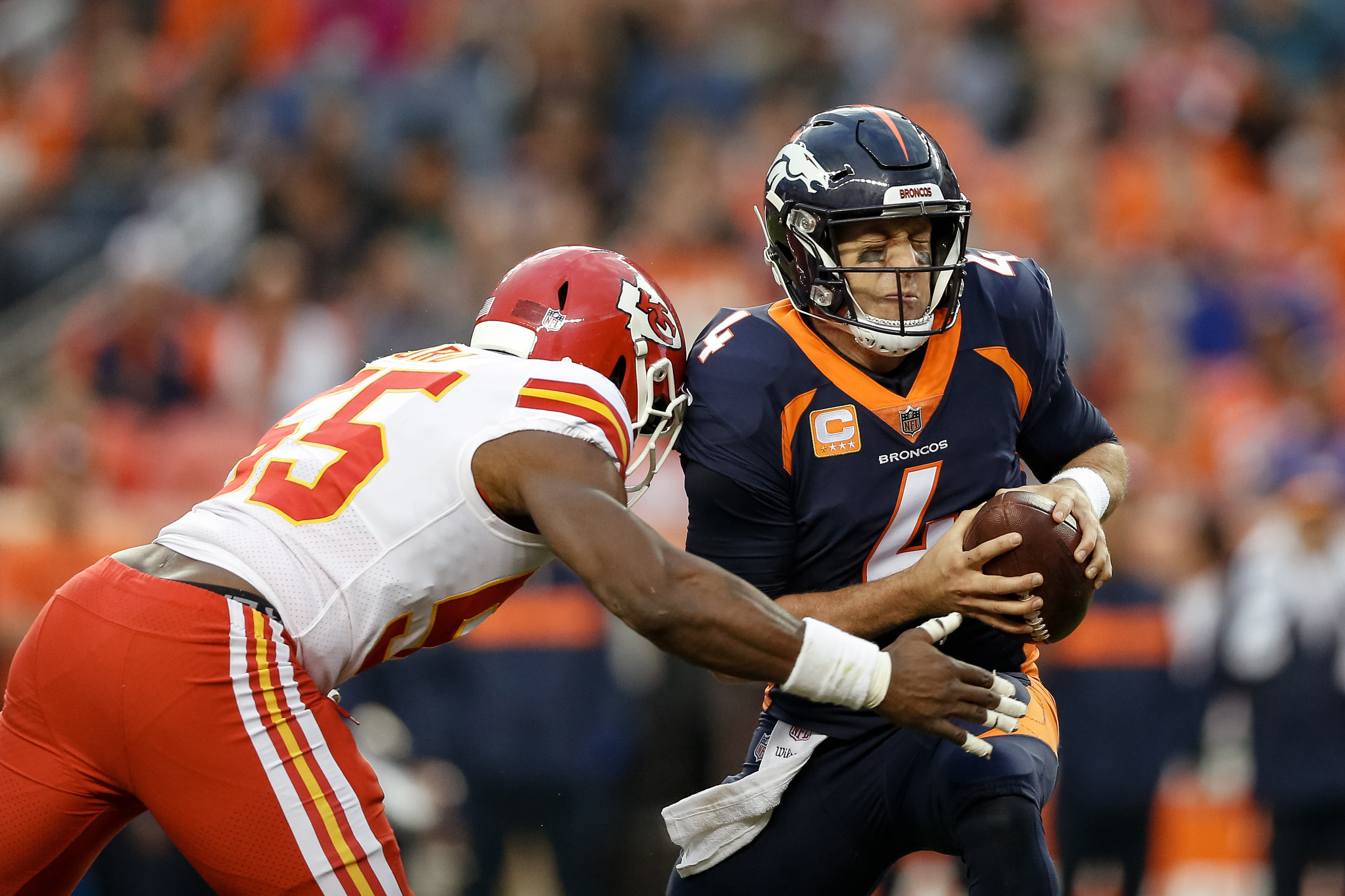7ee98d615a7 Denver Broncos Film - Mile High Report