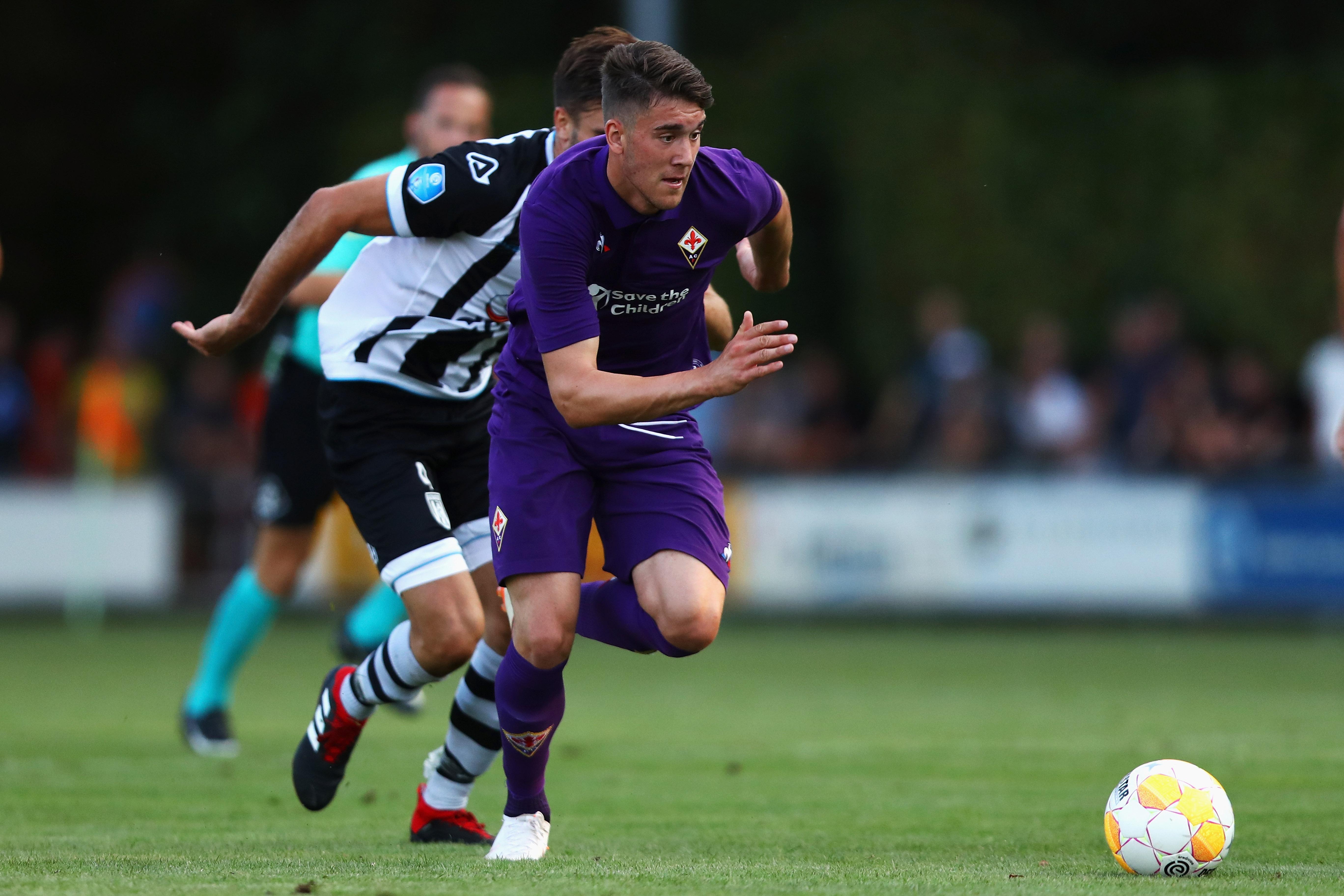 Heracles Almelo v Fiorentina - Pre Season Friendly