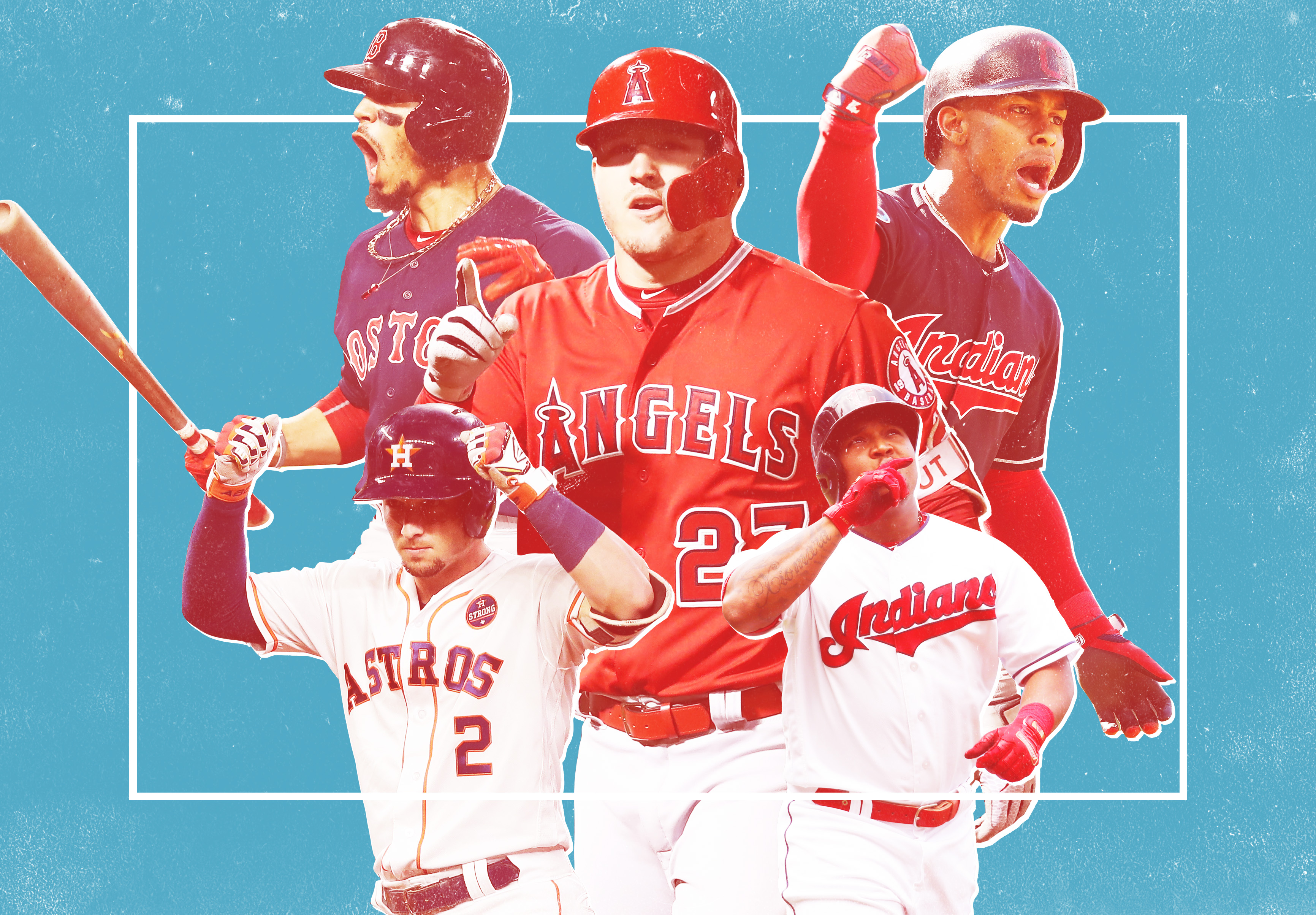 00a894af8 2019 Fantasy Baseball Rankings  Top 300 Rotisserie League Rankings with  Projections. Mike Trout and Mookie Betts ...