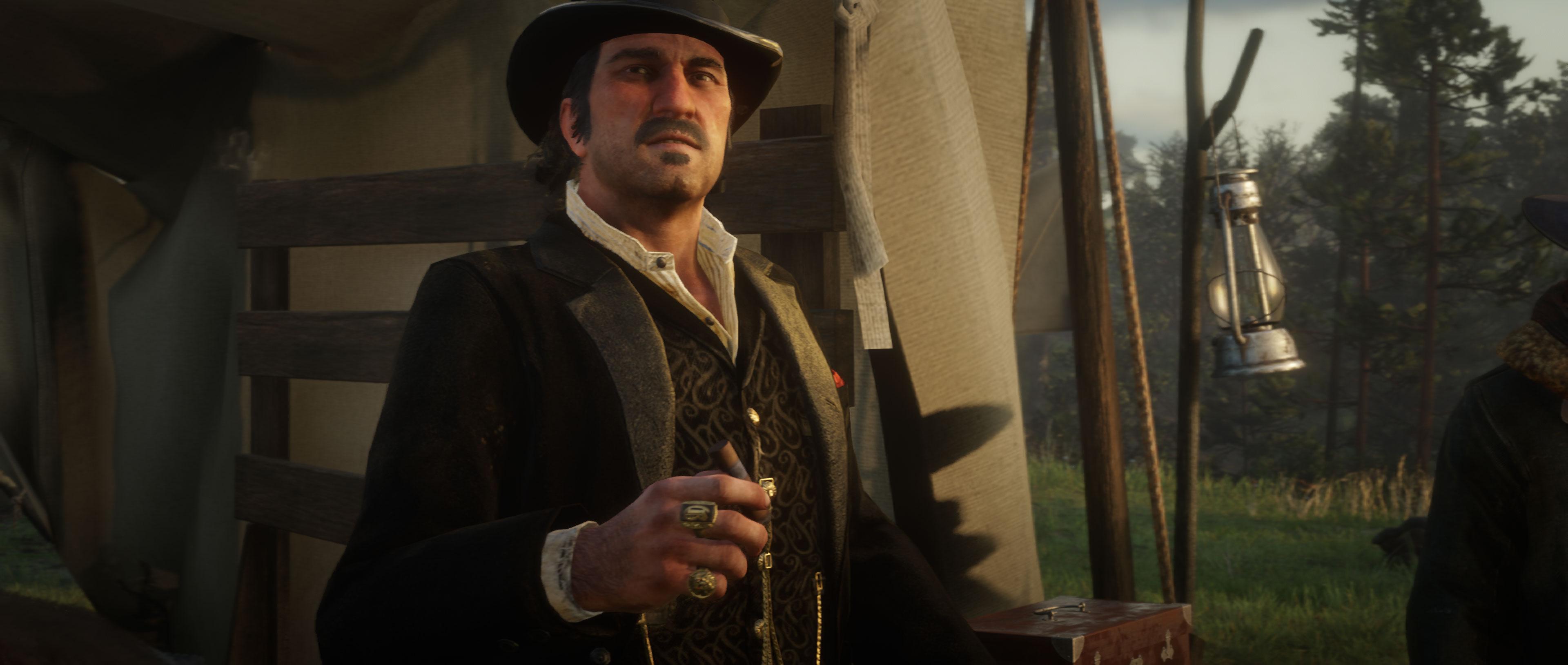 Dutch in Red Dead Redemption 2