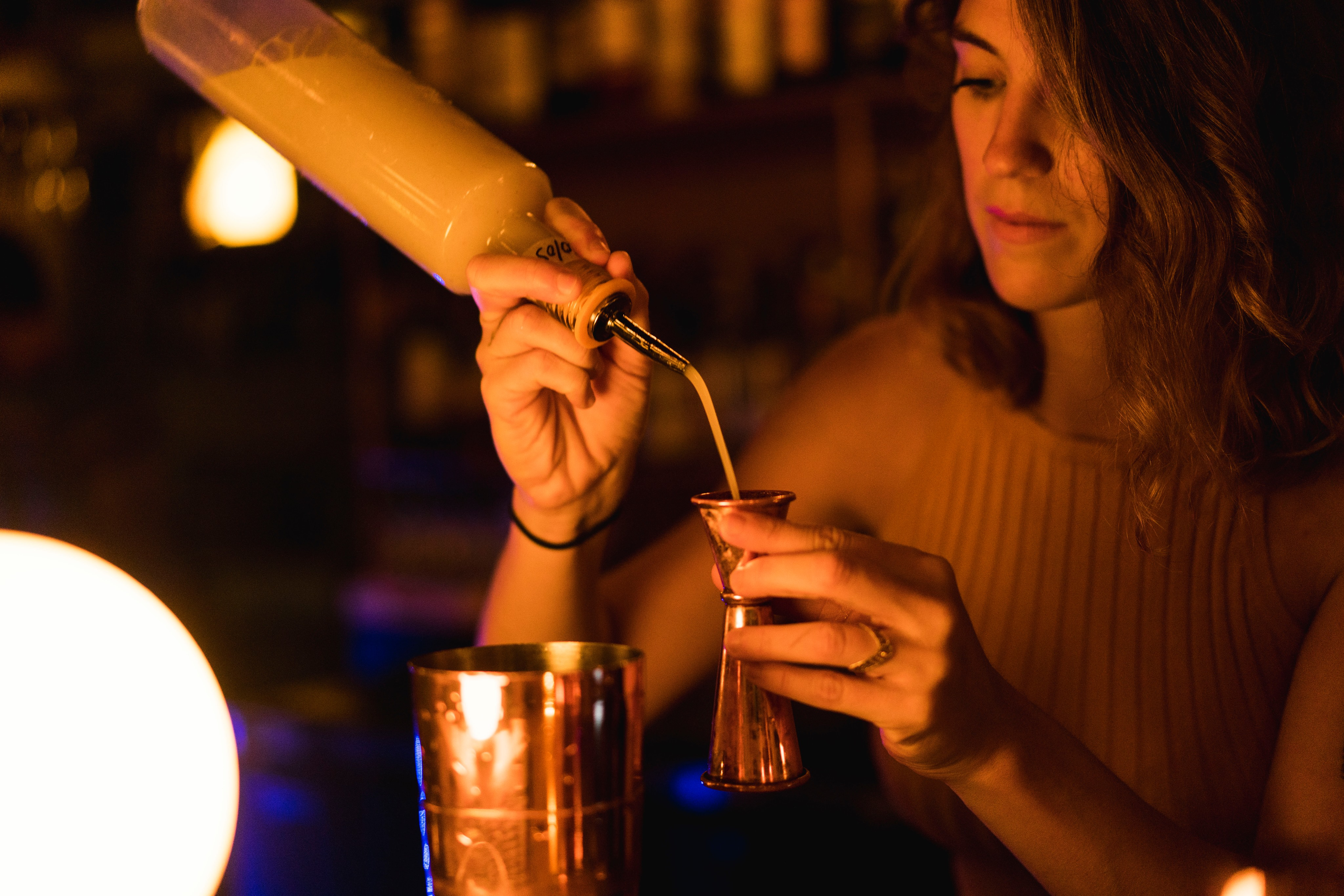 The Montreal Bars Using Food Scraps to Create Cocktails