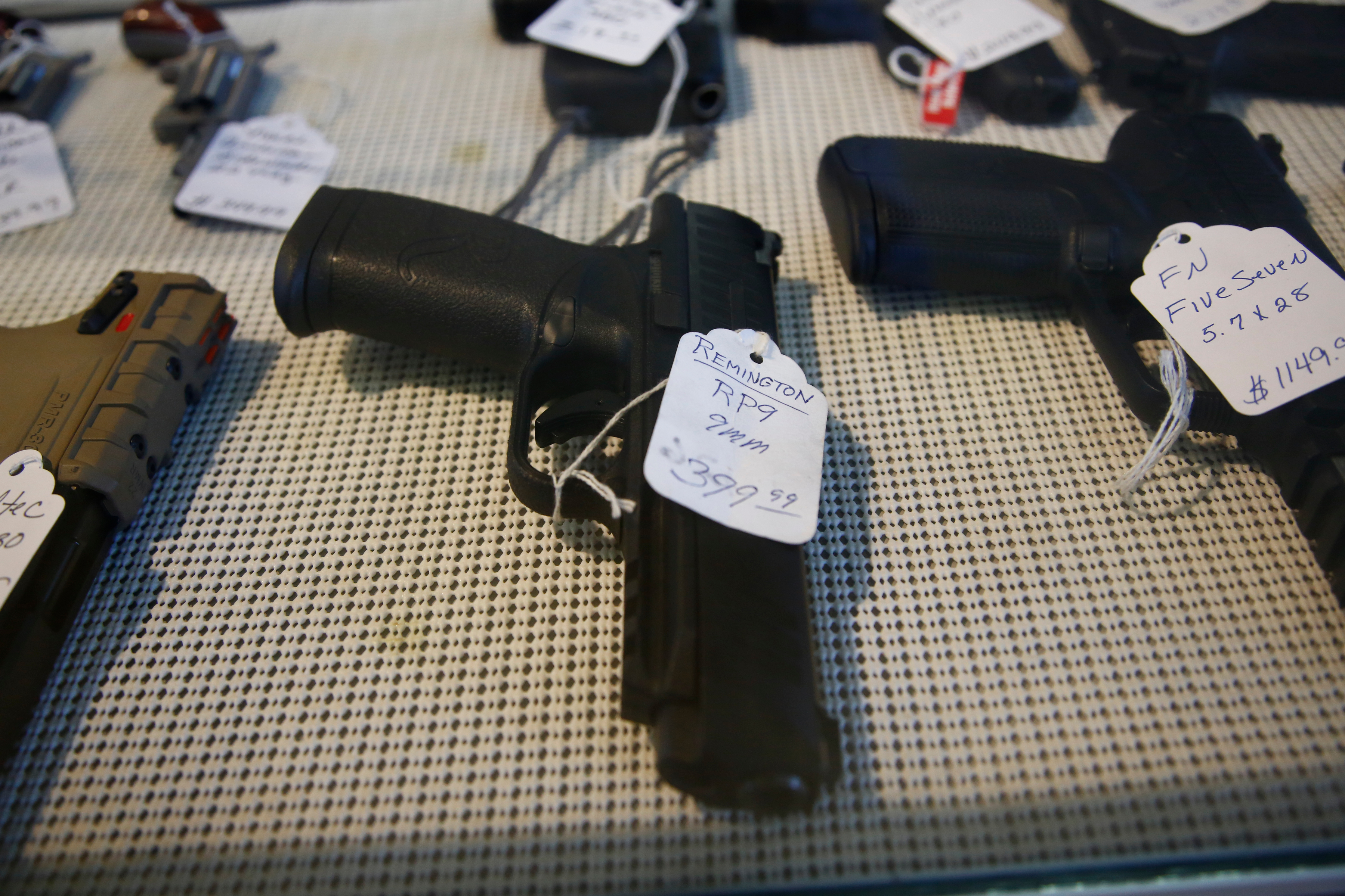 Gun Manufacturer Remington Files For Chapter 11 Bankruptcy Protection