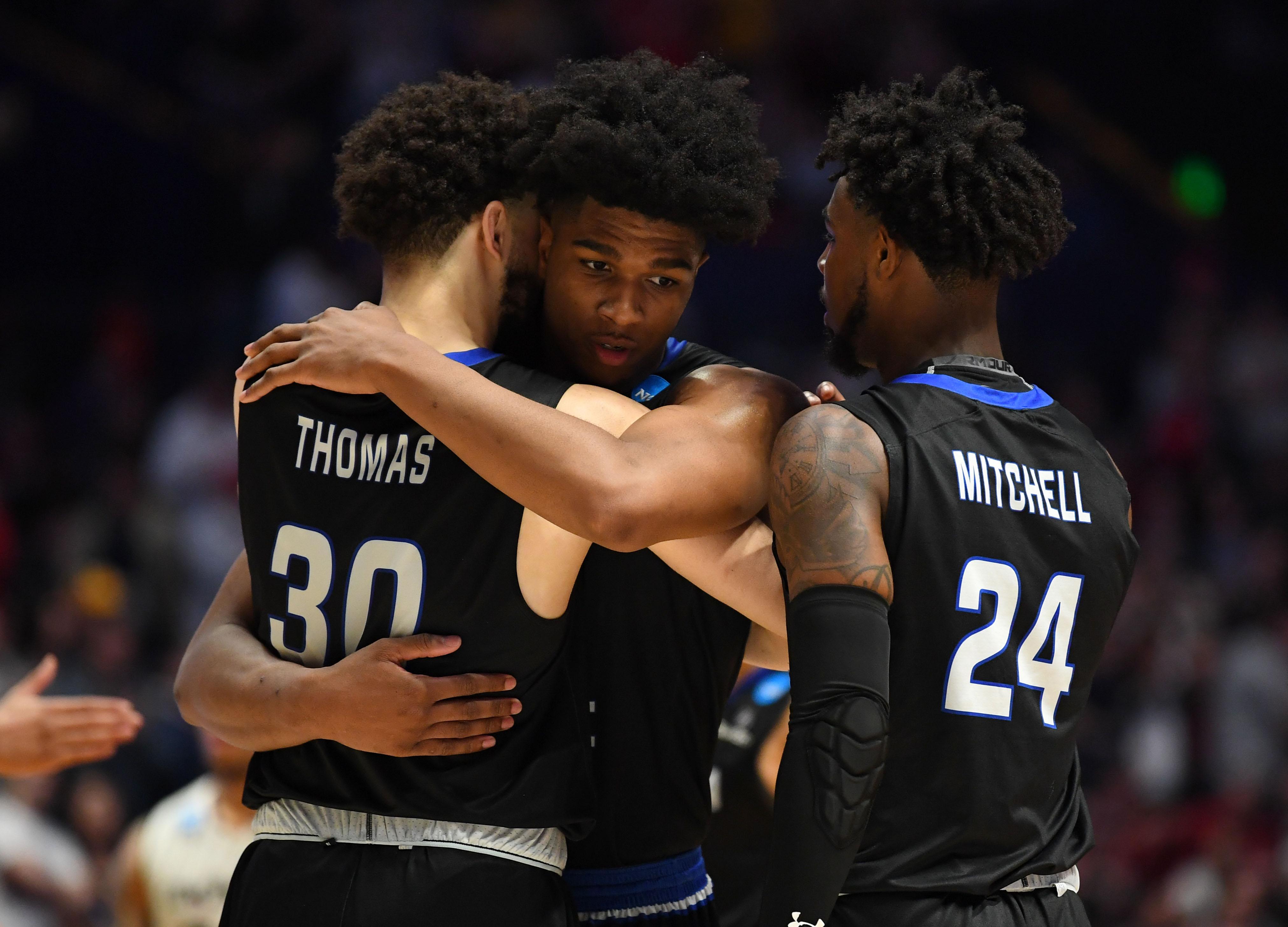 NCAA Basketball: NCAA Tournament-First Round-Cincinnati vs Georgia State