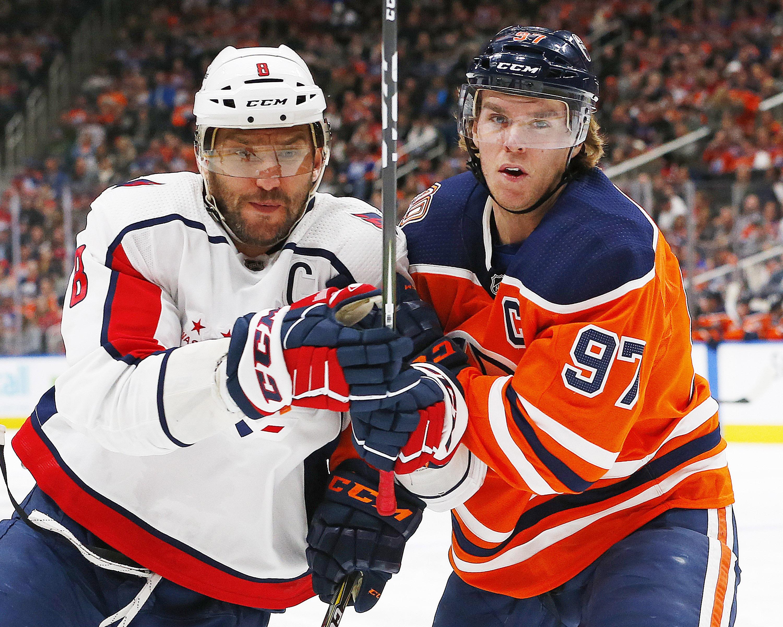 Capitals vs. Oilers Recap  Edmonton Edges Washington with Slick Showing 17cc2871c8bc