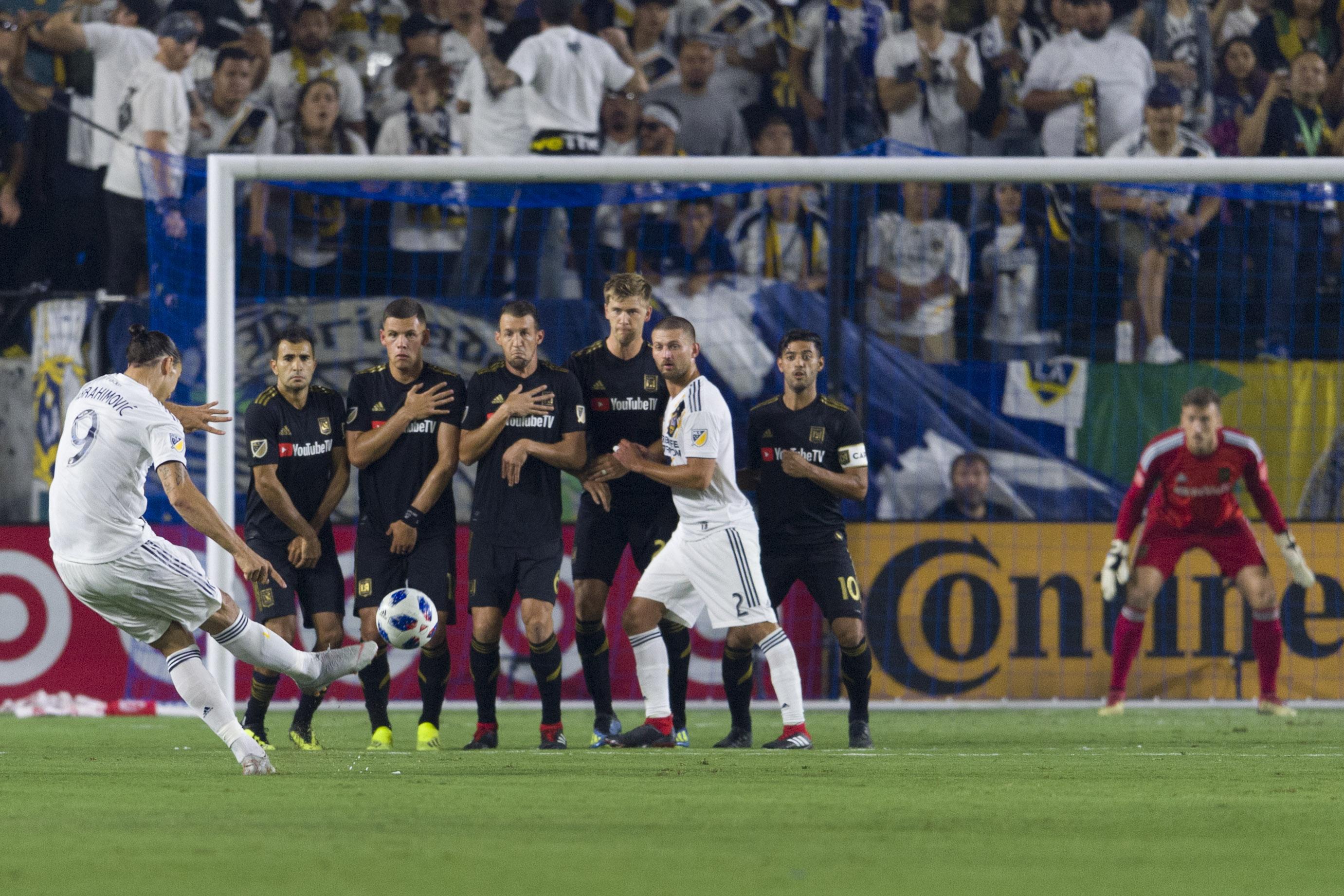 MLS: Los Angeles Galaxy - Zlatan Ibrahimovic