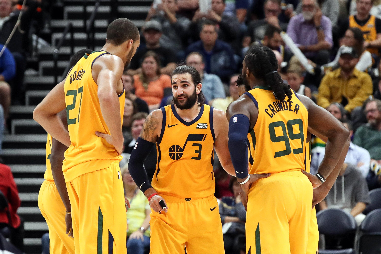 NBA: Memphis Grizzlies at Utah Jazz