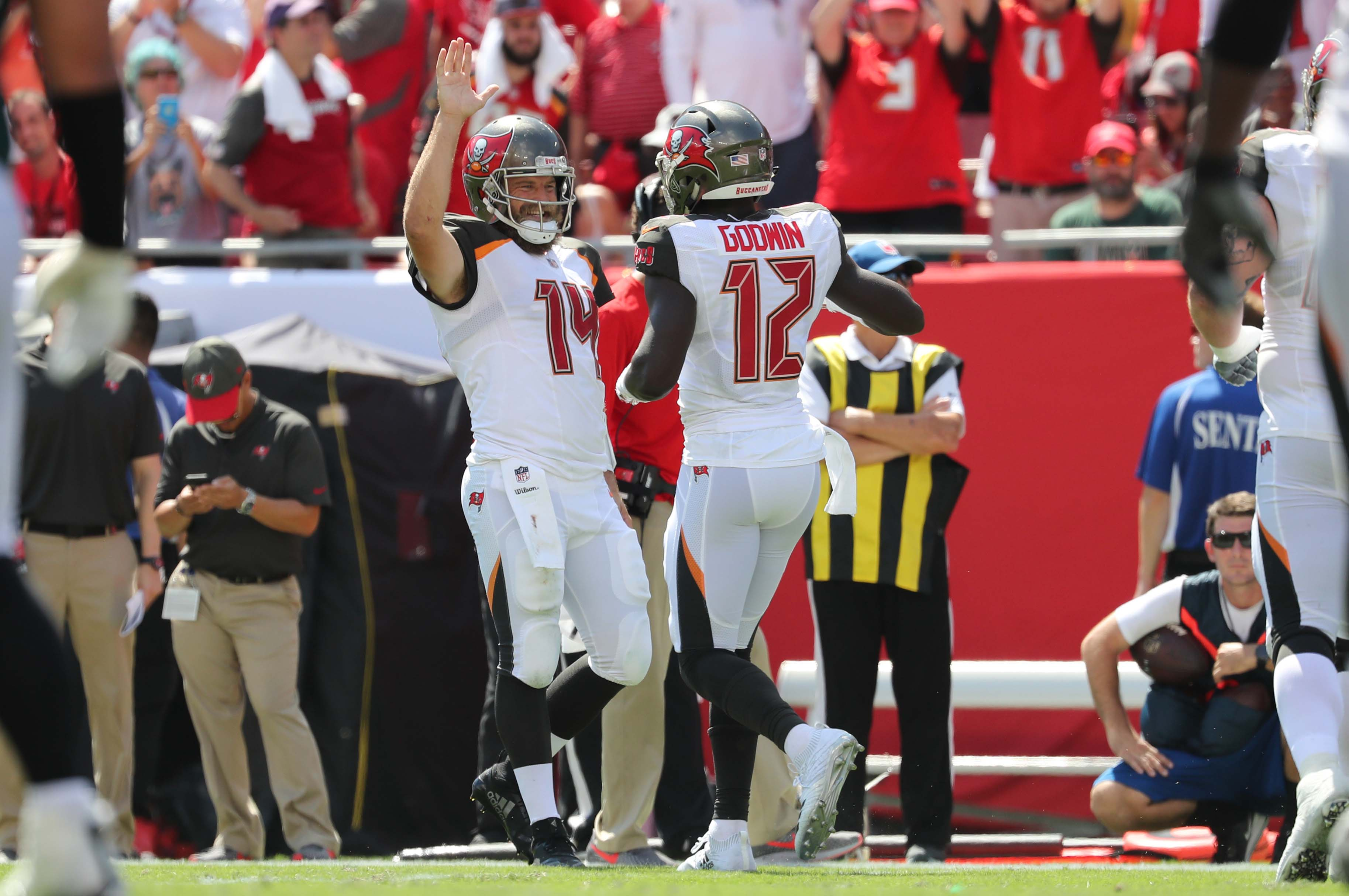 Fantasy football waiver wire  7 adds and 4 drops ahead of NFL Trade Deadline c545e5a9b