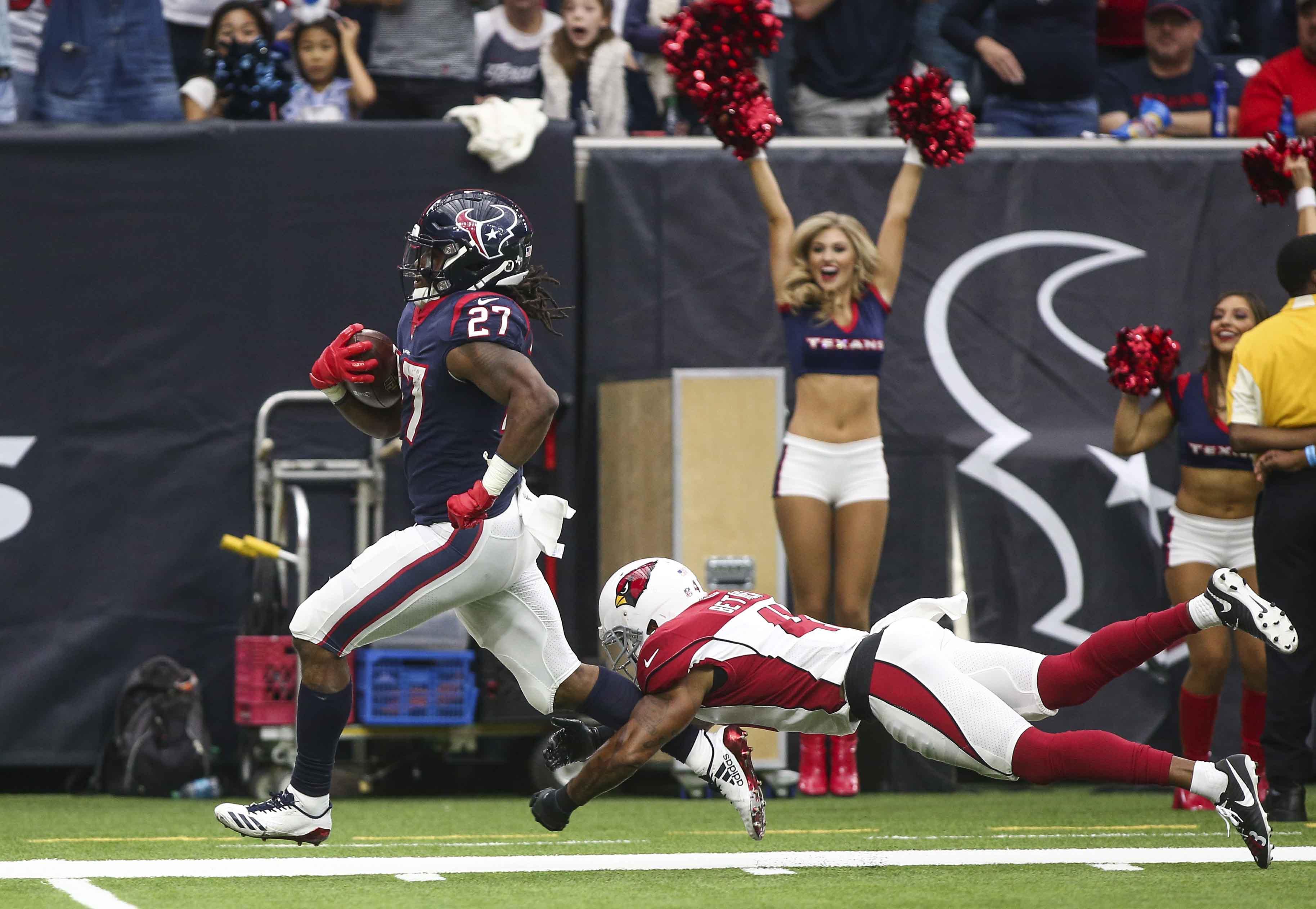 NFL: Arizona Cardinals at Houston Texans