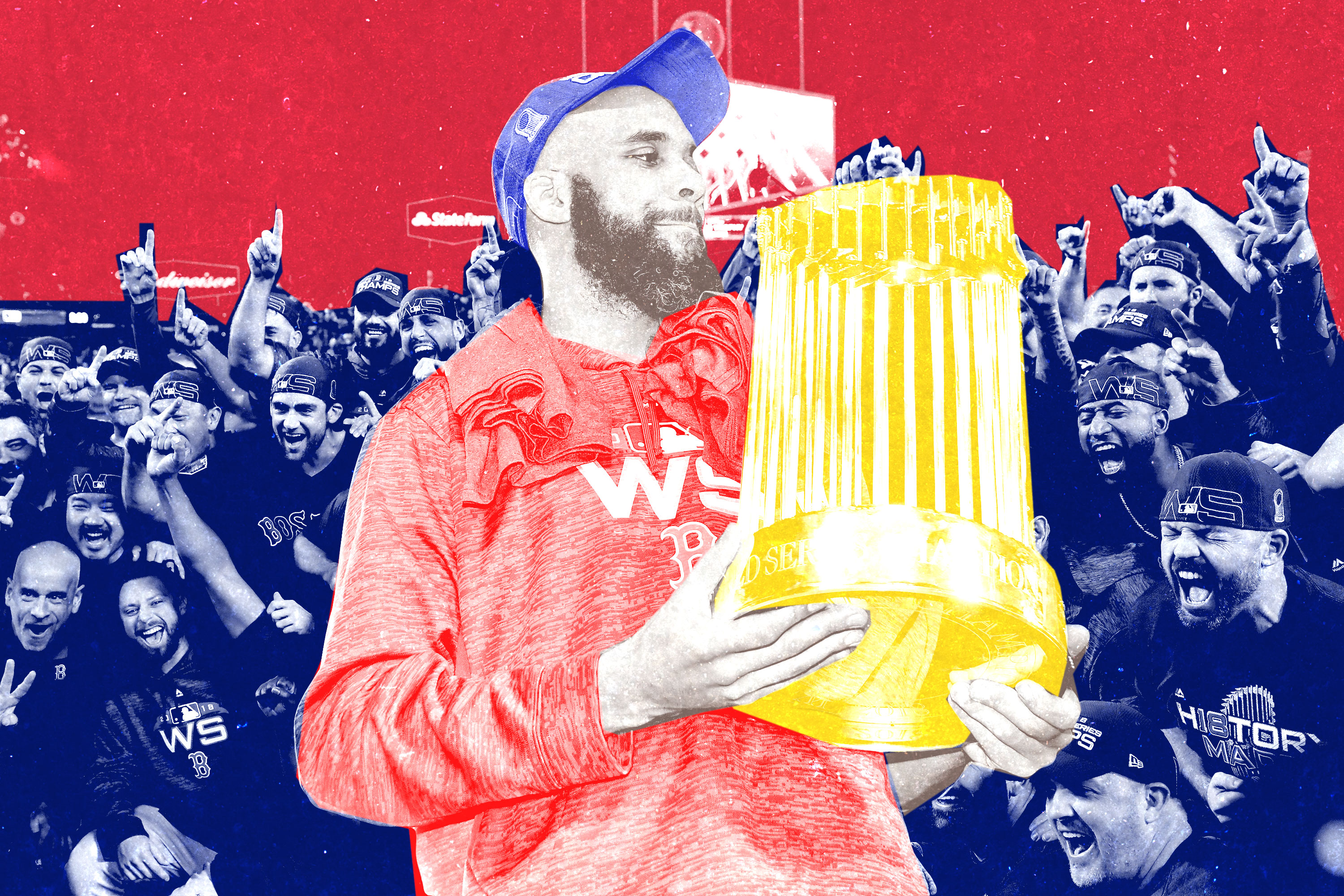 d98b49cf45d492 The 2018 Red Sox Are World Series Champions—and Officially One of the Best  Teams of All Time