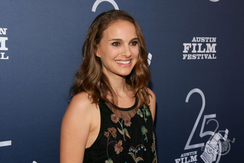 Natalie Portman at the 'Vox Lux' premiere at the Austin Film Festival