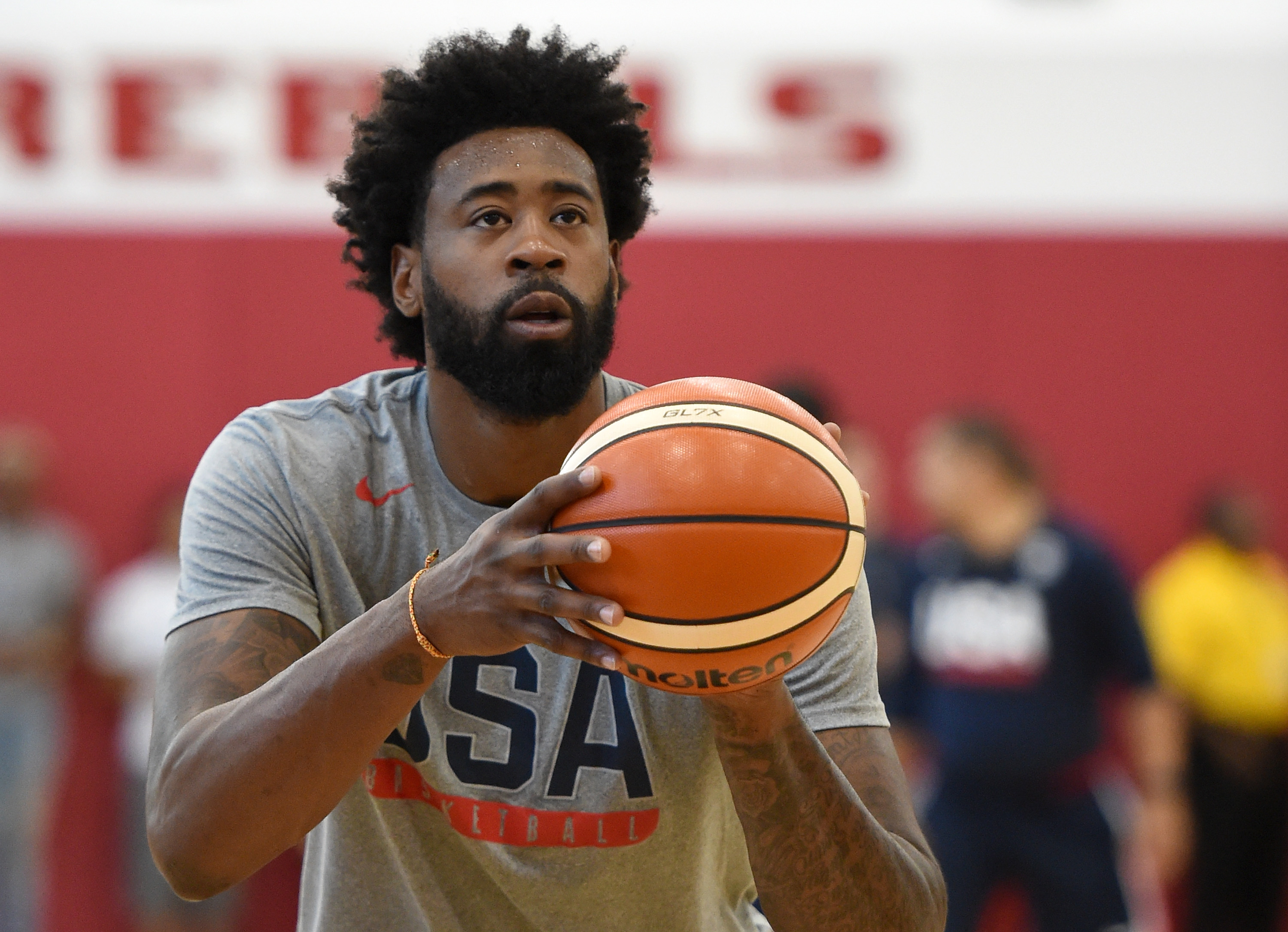 DeAndre Jordan suddenly can't miss free throws. How did that happen?