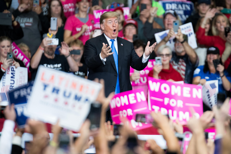 Let's stop pretending Trump is just pretending