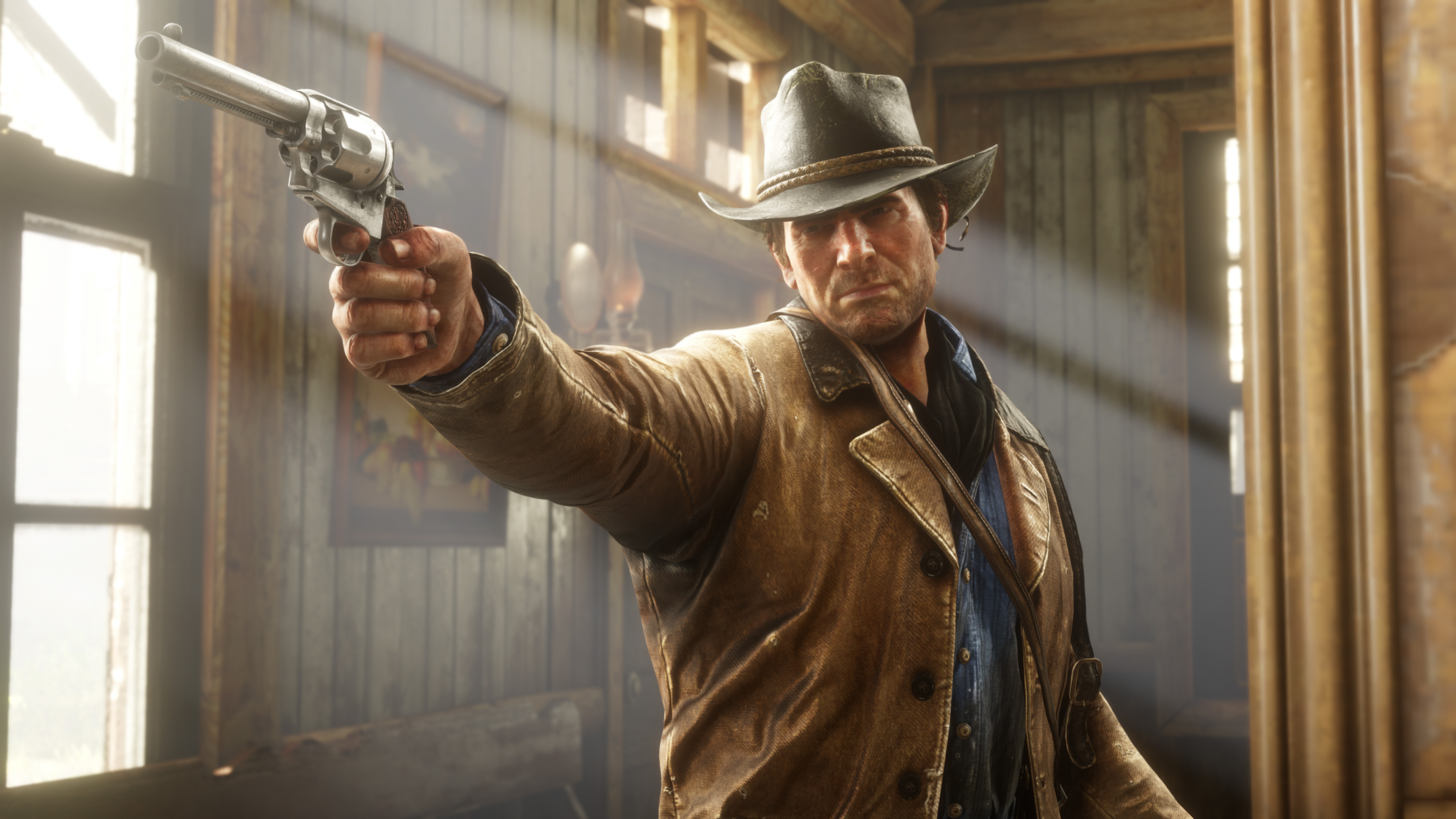 Red Dead Redemption 2 Developers May Have Snuck In A Reference To