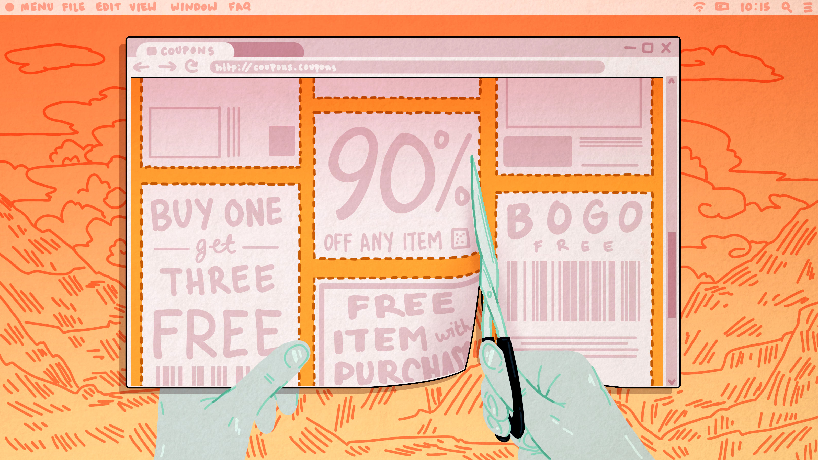 0238b3180d3 Deals Are the New Clickbait  How Instagram Made Extreme Couponers of Us All
