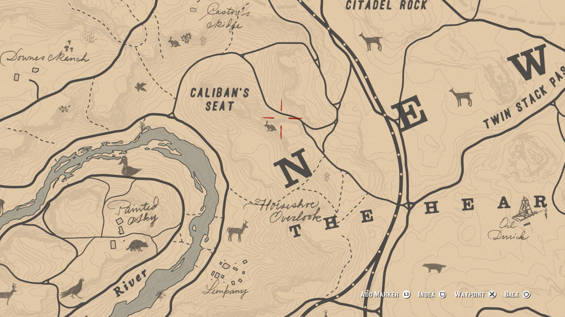 Red Dead Redemption 2 World Map.Red Dead Redemption 2 S Companion App Improves The Entire Game Polygon