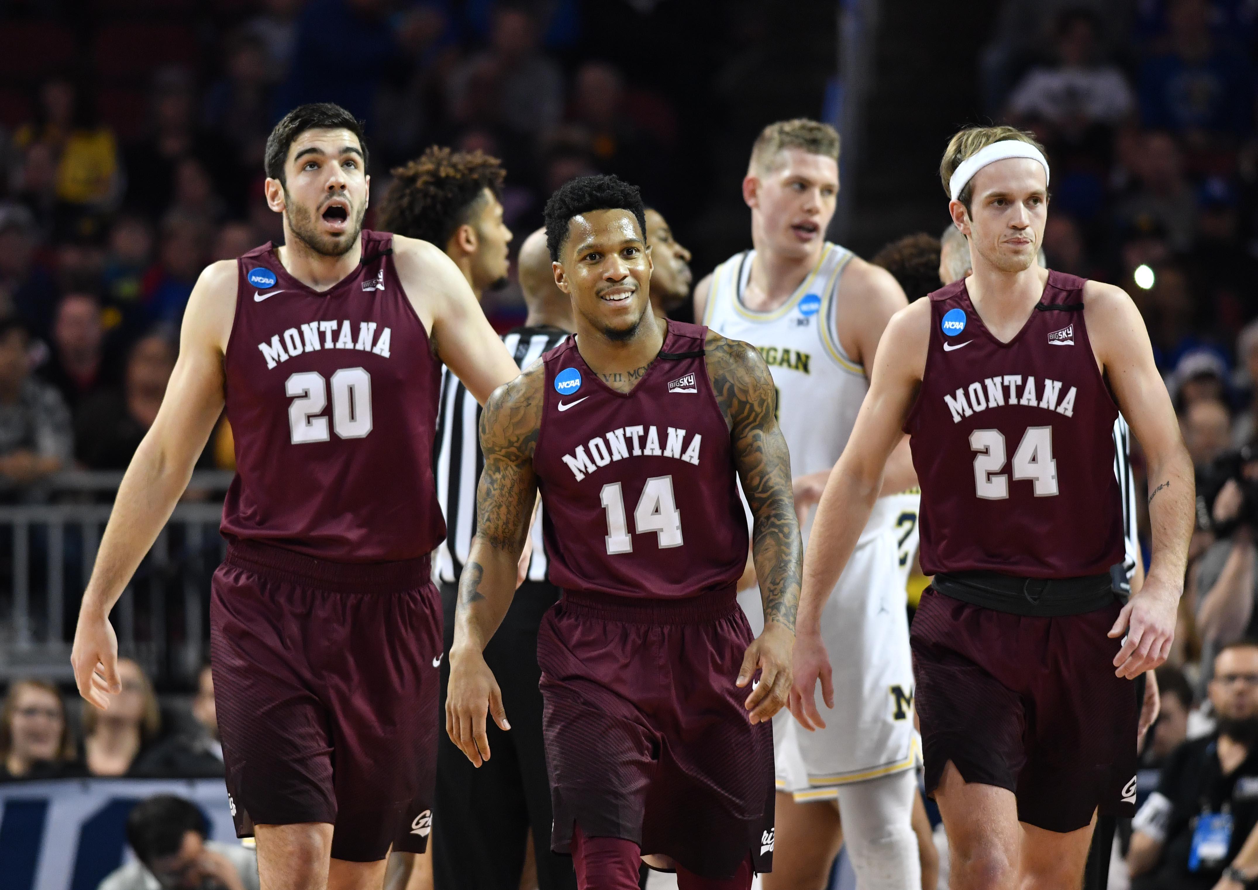 NCAA Basketball: NCAA Tournament-First Round-Michigan vs Montana