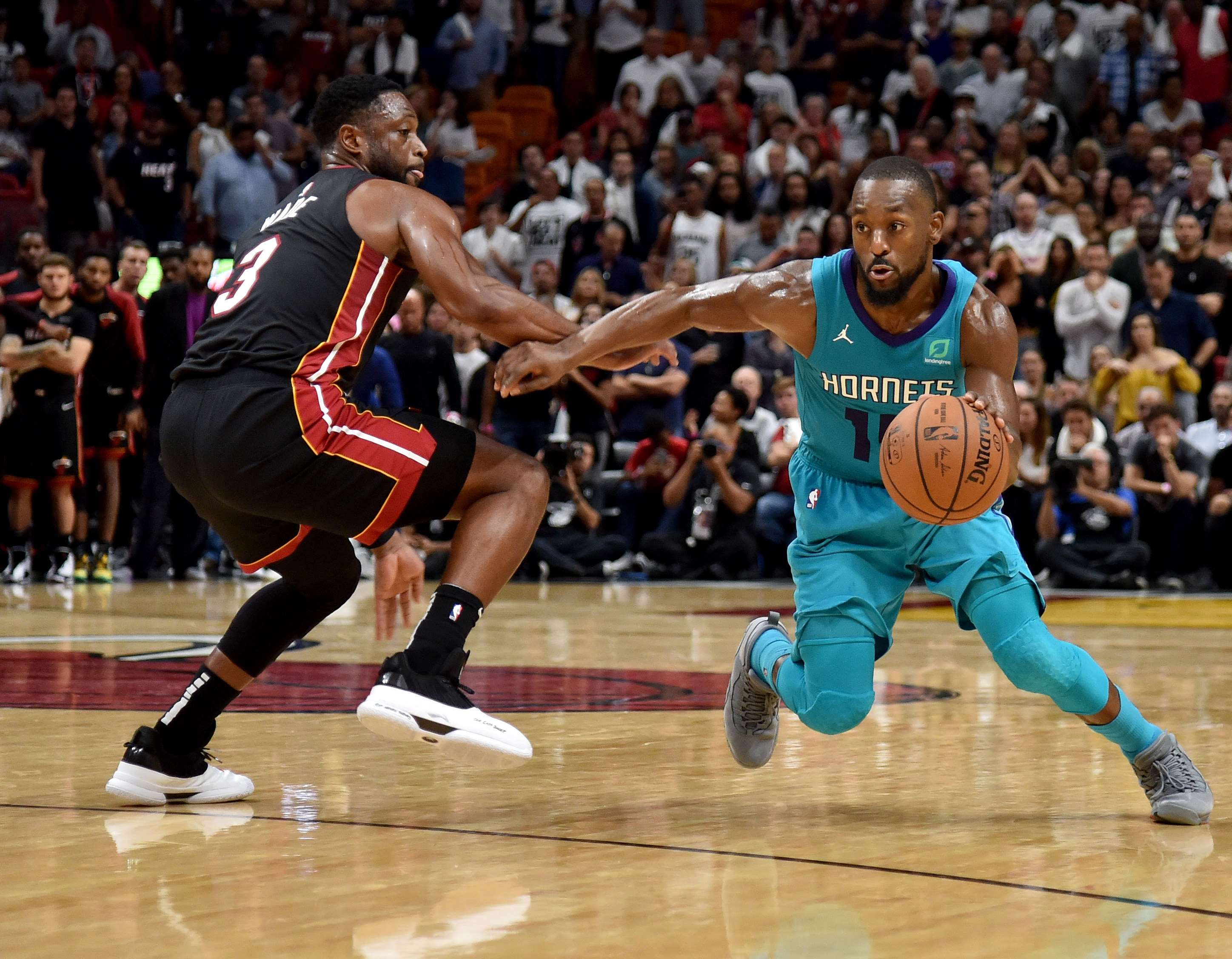 1c9dc406ad06 Hornets looking to bounce back as they host the Miami Heat