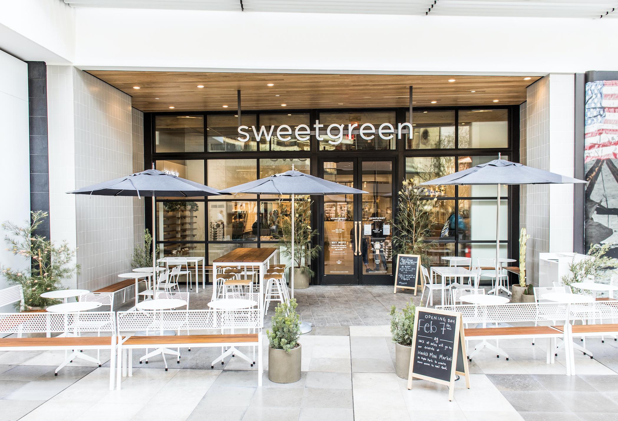 Sweetgreen Century City