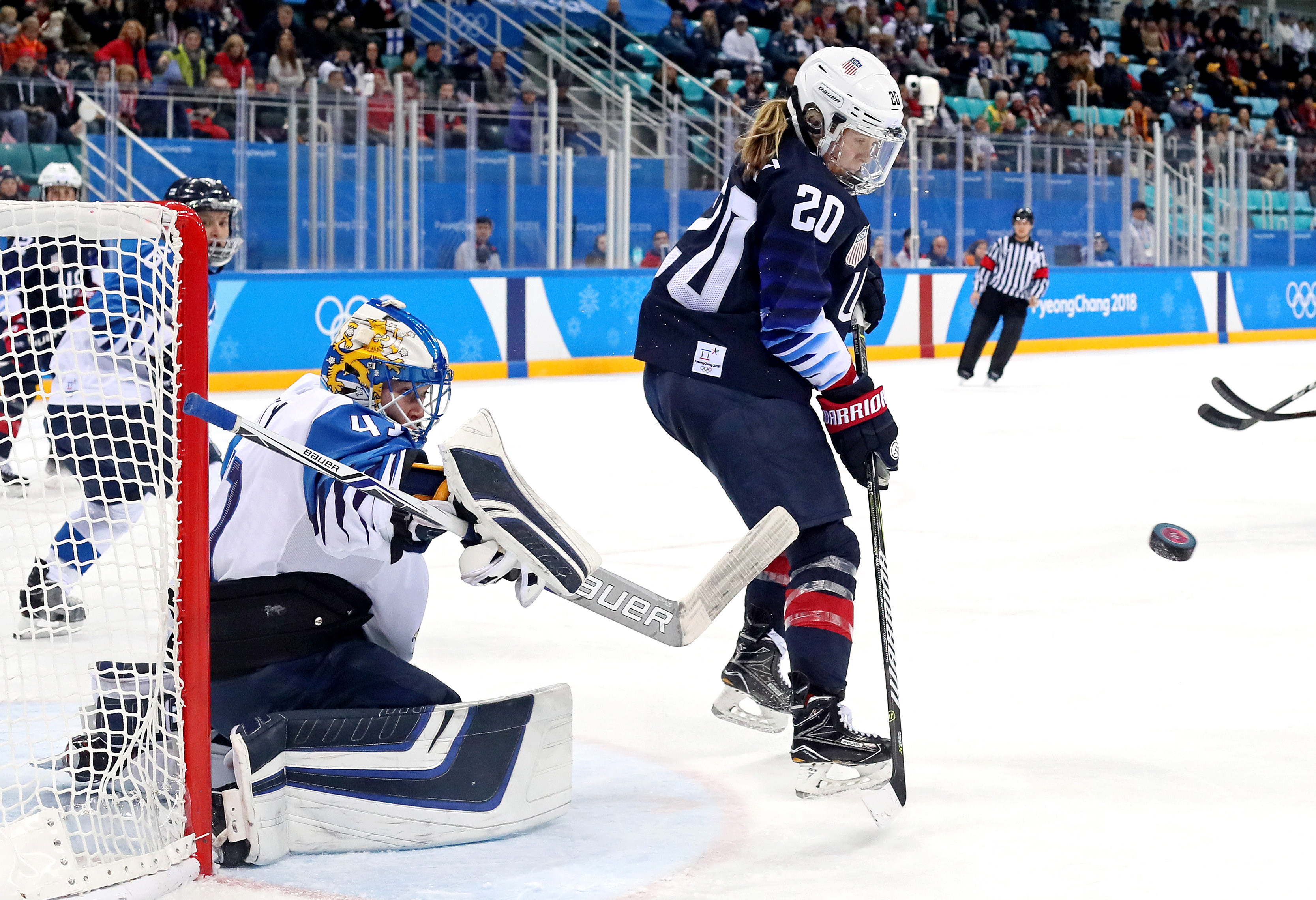 2b066a35 Women - Team USA Still Favourites For Four Nations Cup